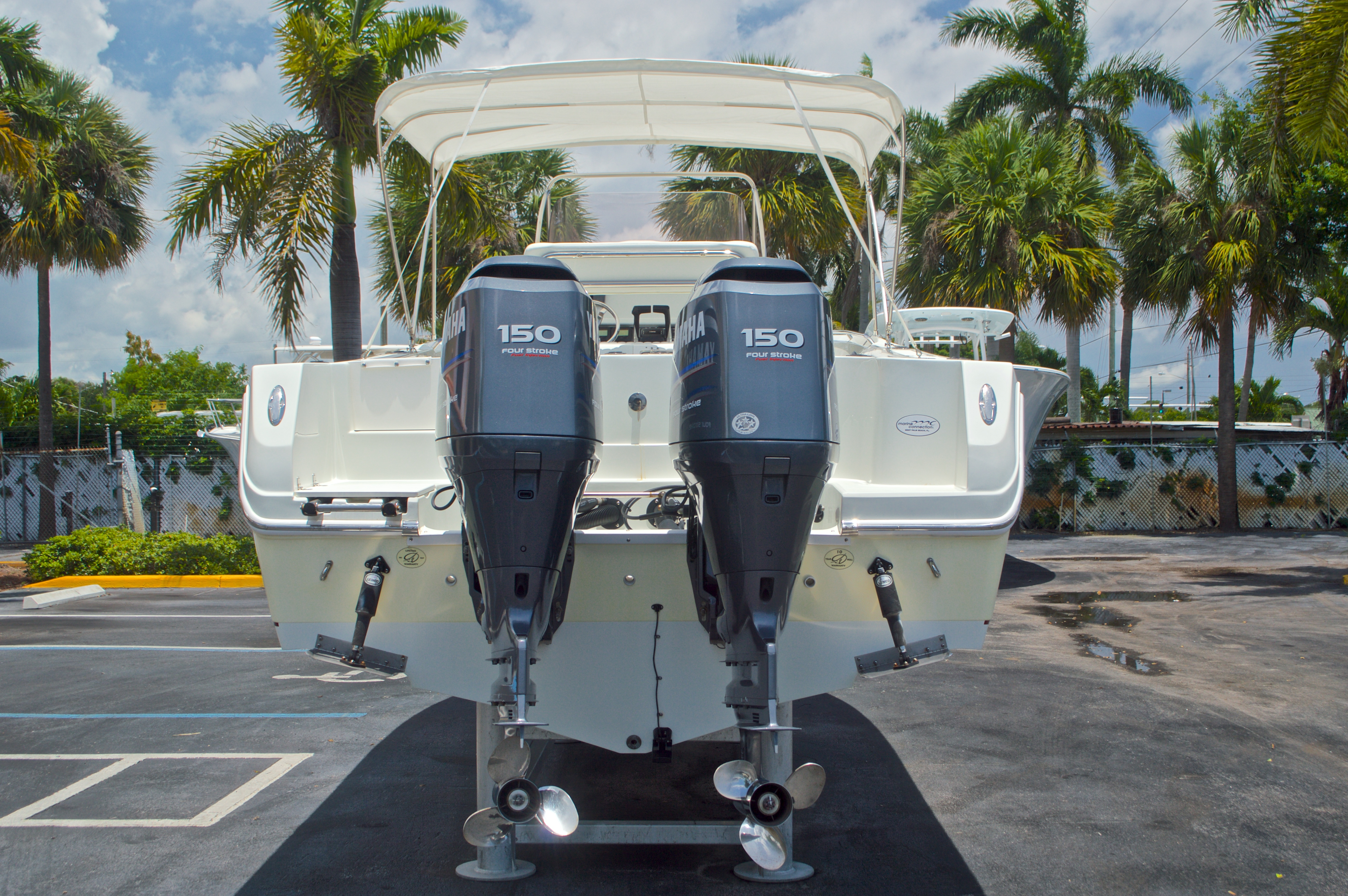 Thumbnail 6 for Used 2007 Sailfish 2360 CC Center Console boat for sale in West Palm Beach, FL