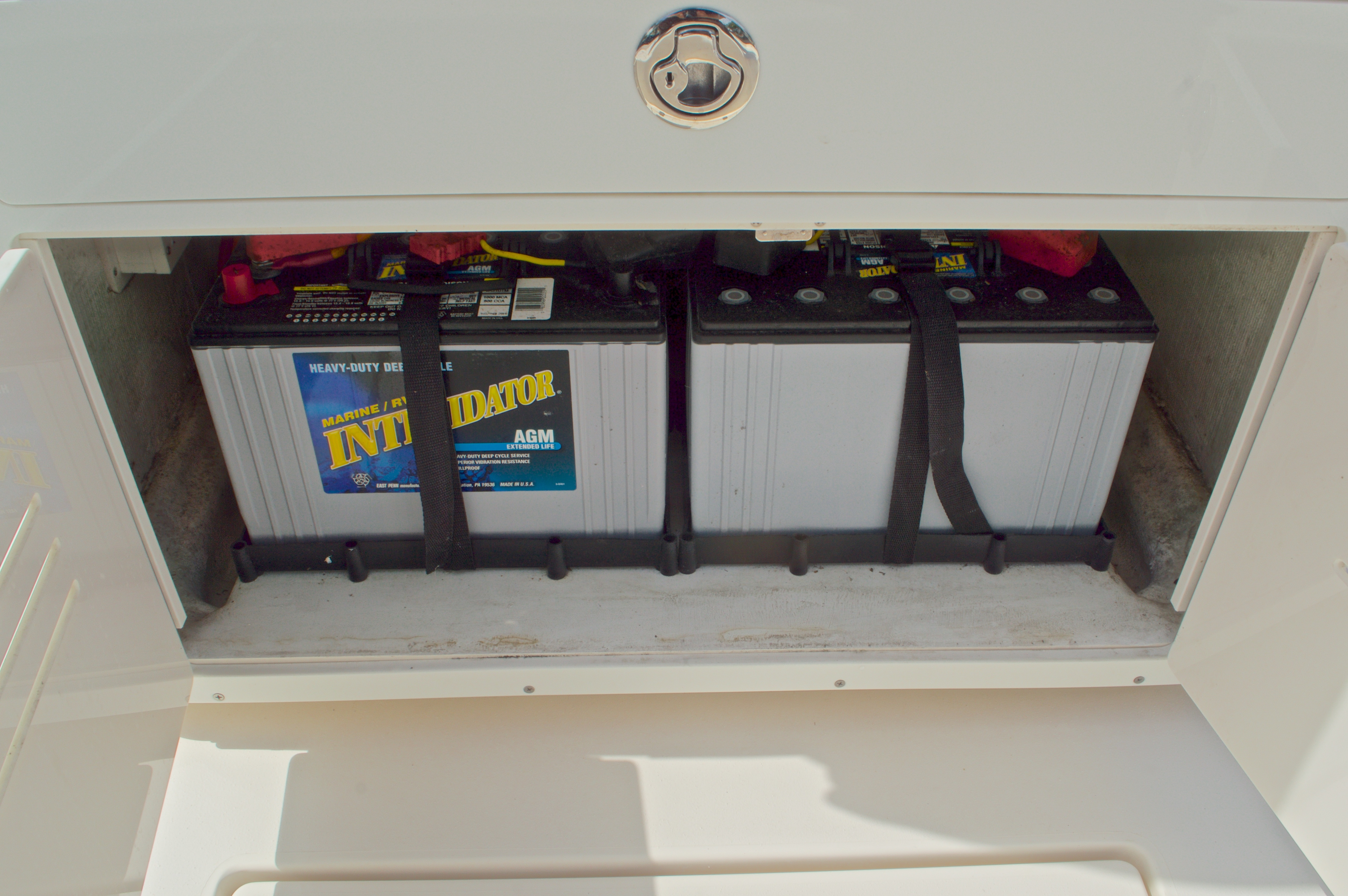 Thumbnail 33 for Used 2014 Pathfinder 2600 HPS Bay Boat boat for sale in West Palm Beach, FL