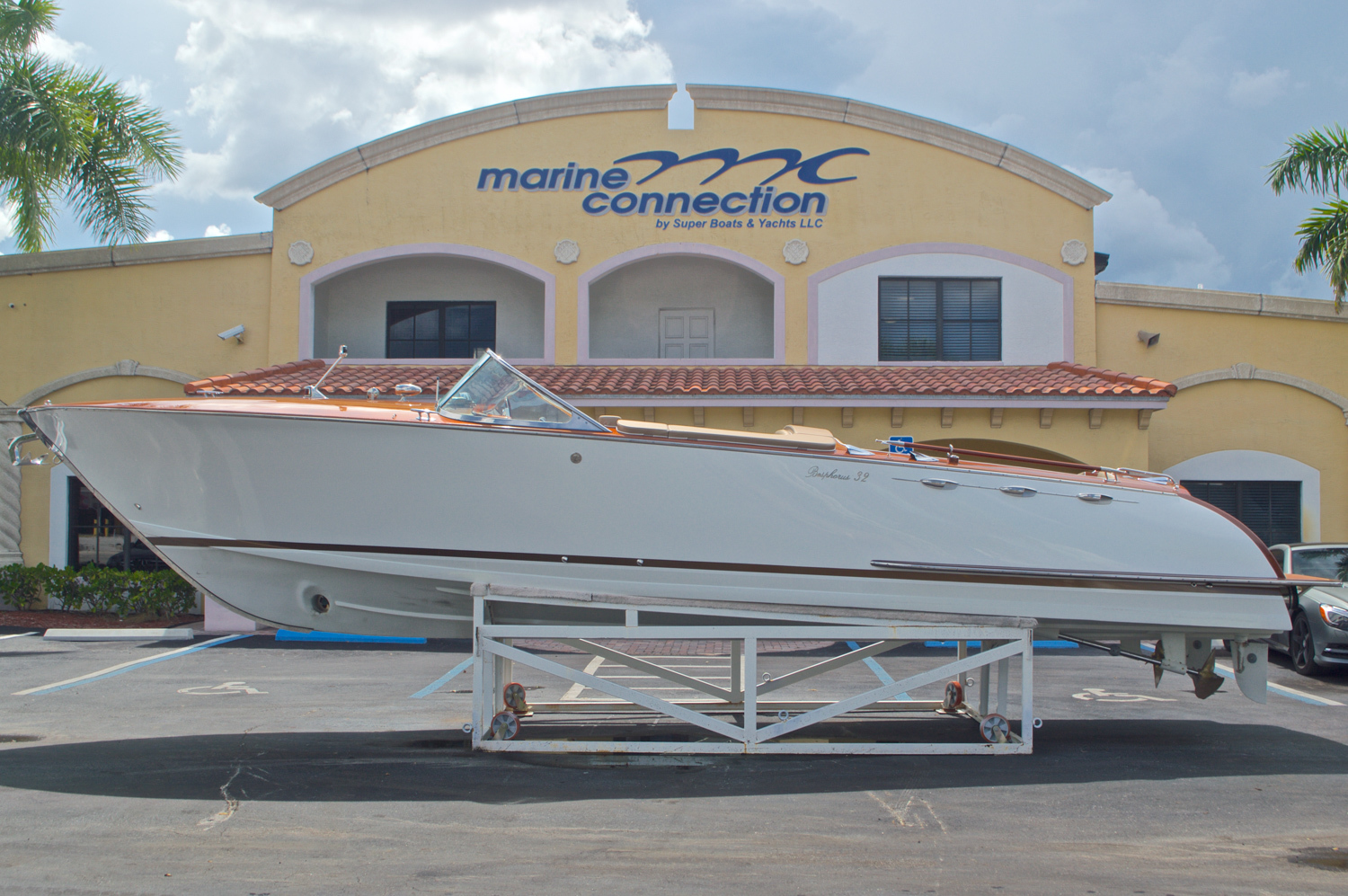 Used 2015 A & G MARINE 32 Bosphorus boat for sale in West Palm Beach, FL