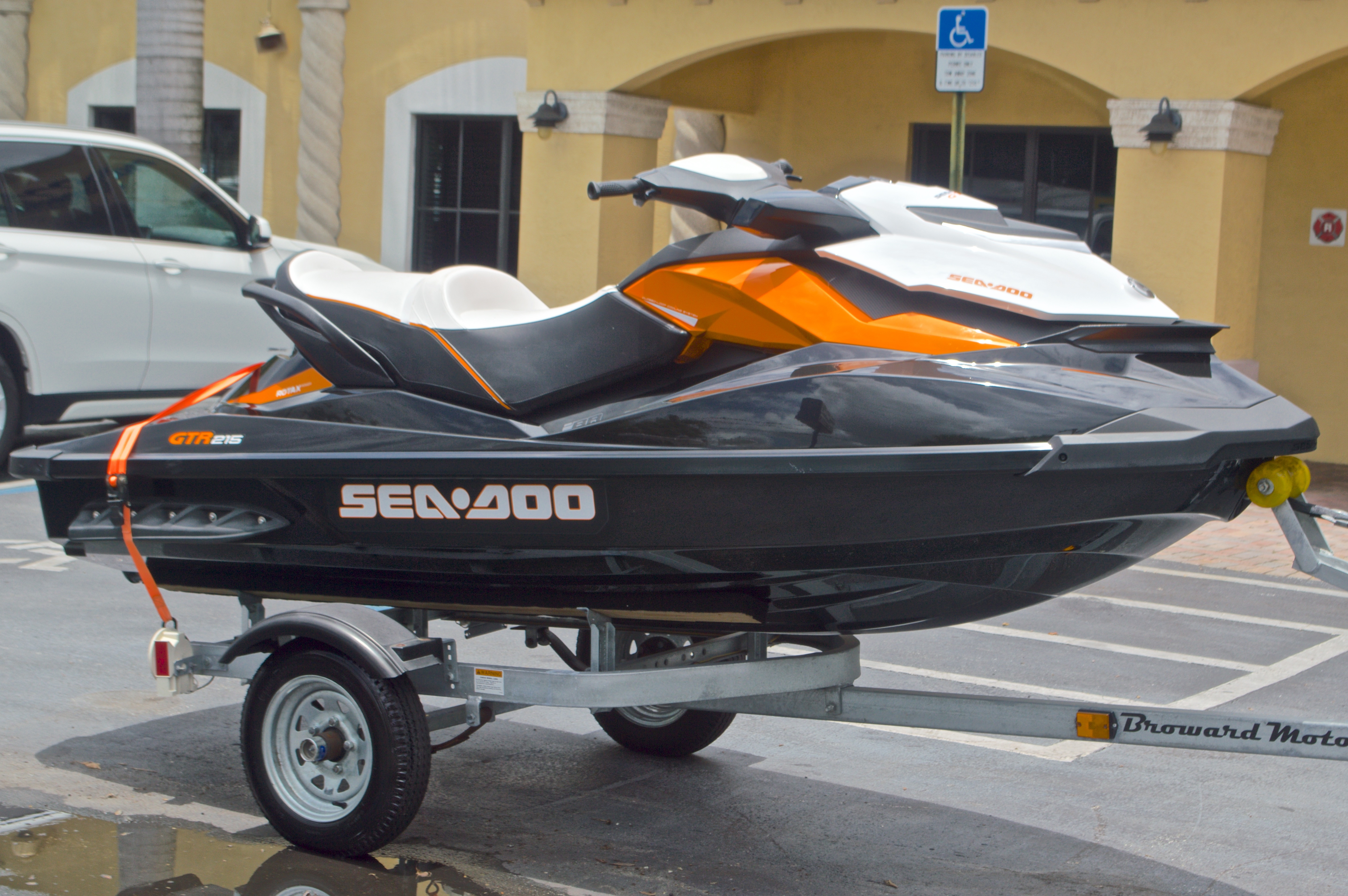 Thumbnail 1 for Used 2014 Sea-Doo GTR 215 boat for sale in West Palm Beach, FL