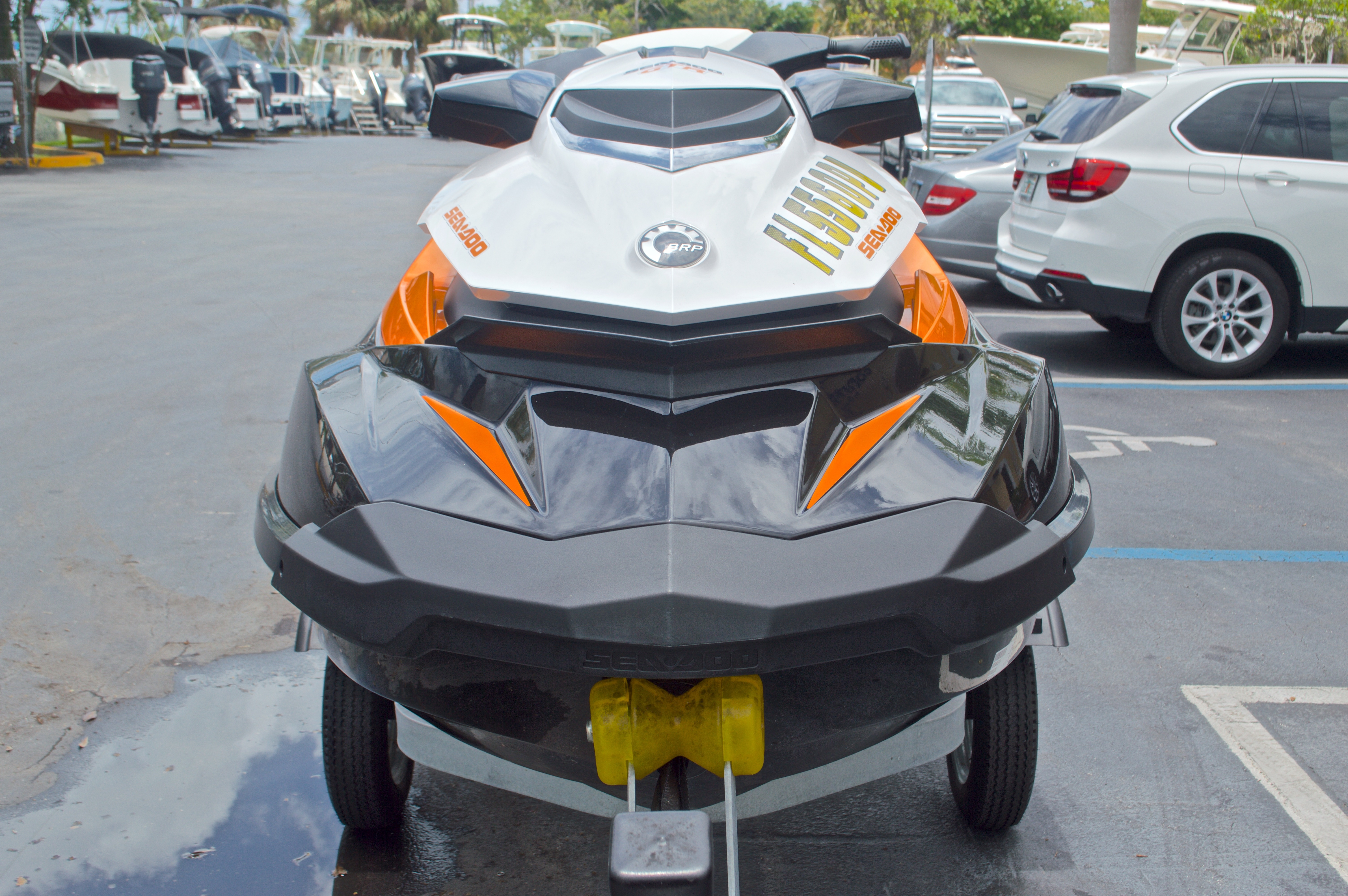 Thumbnail 2 for Used 2014 Sea-Doo GTR 215 boat for sale in West Palm Beach, FL