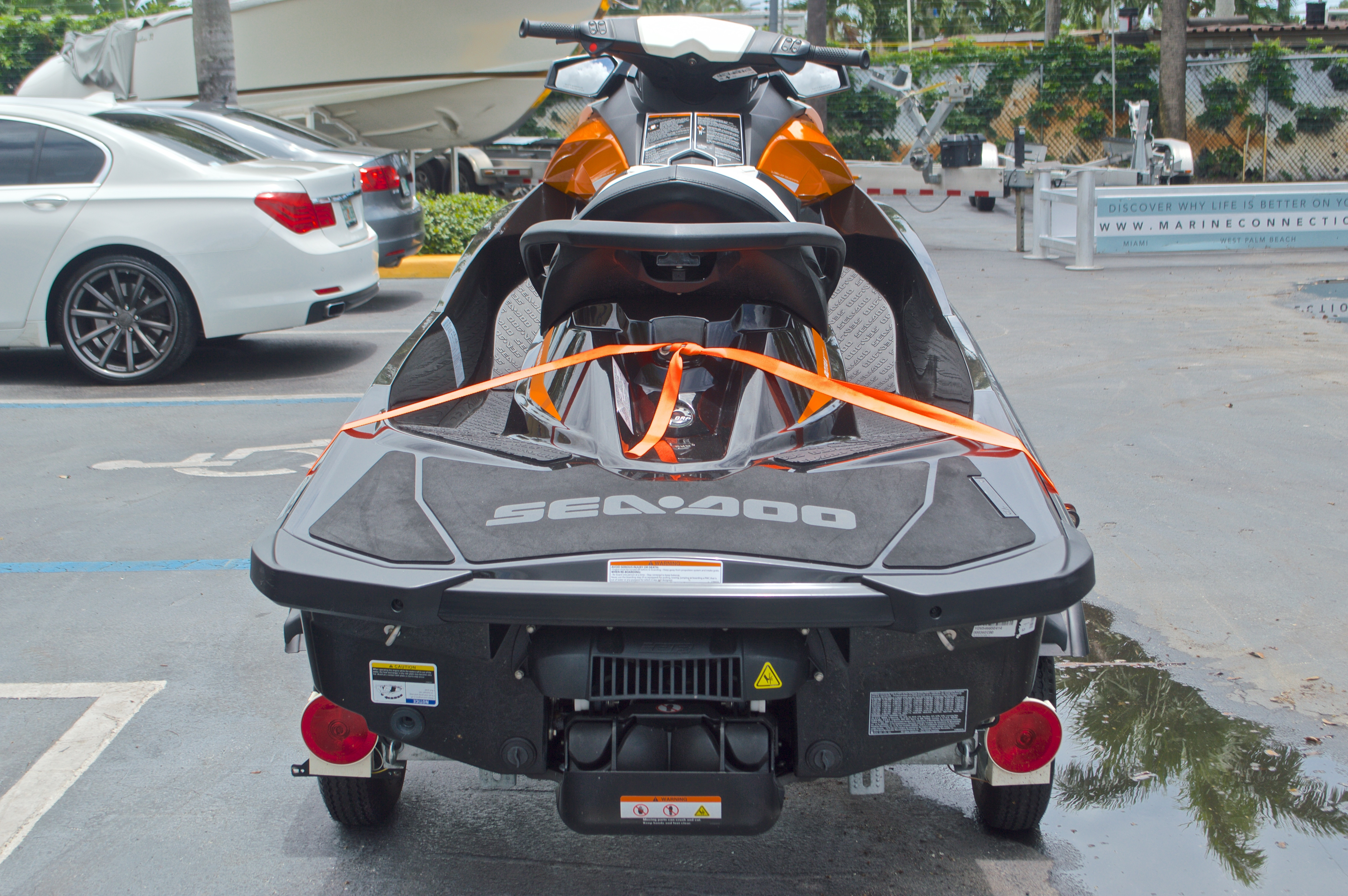 Thumbnail 6 for Used 2014 Sea-Doo GTR 215 boat for sale in West Palm Beach, FL