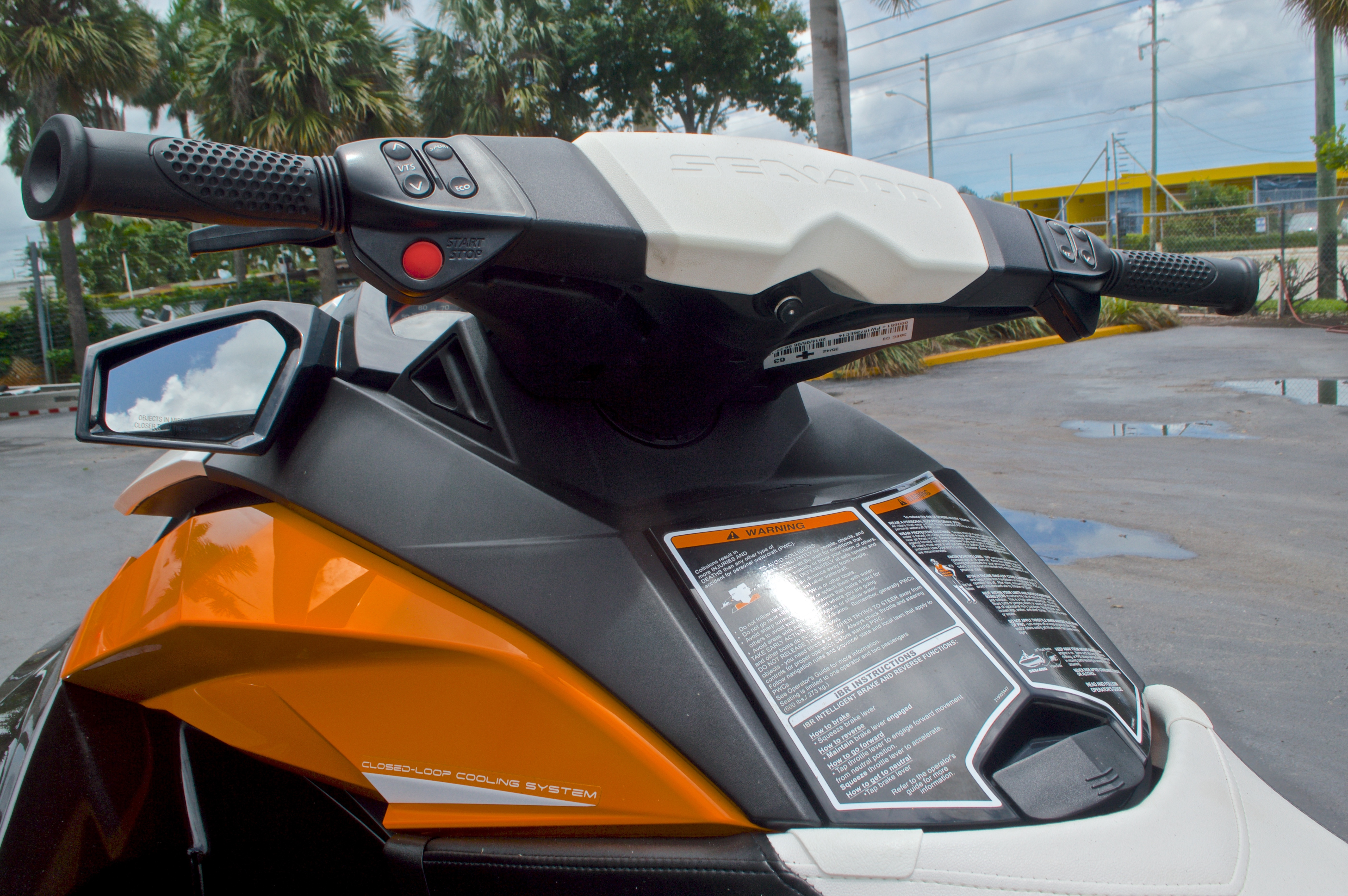 Thumbnail 13 for Used 2014 Sea-Doo GTR 215 boat for sale in West Palm Beach, FL