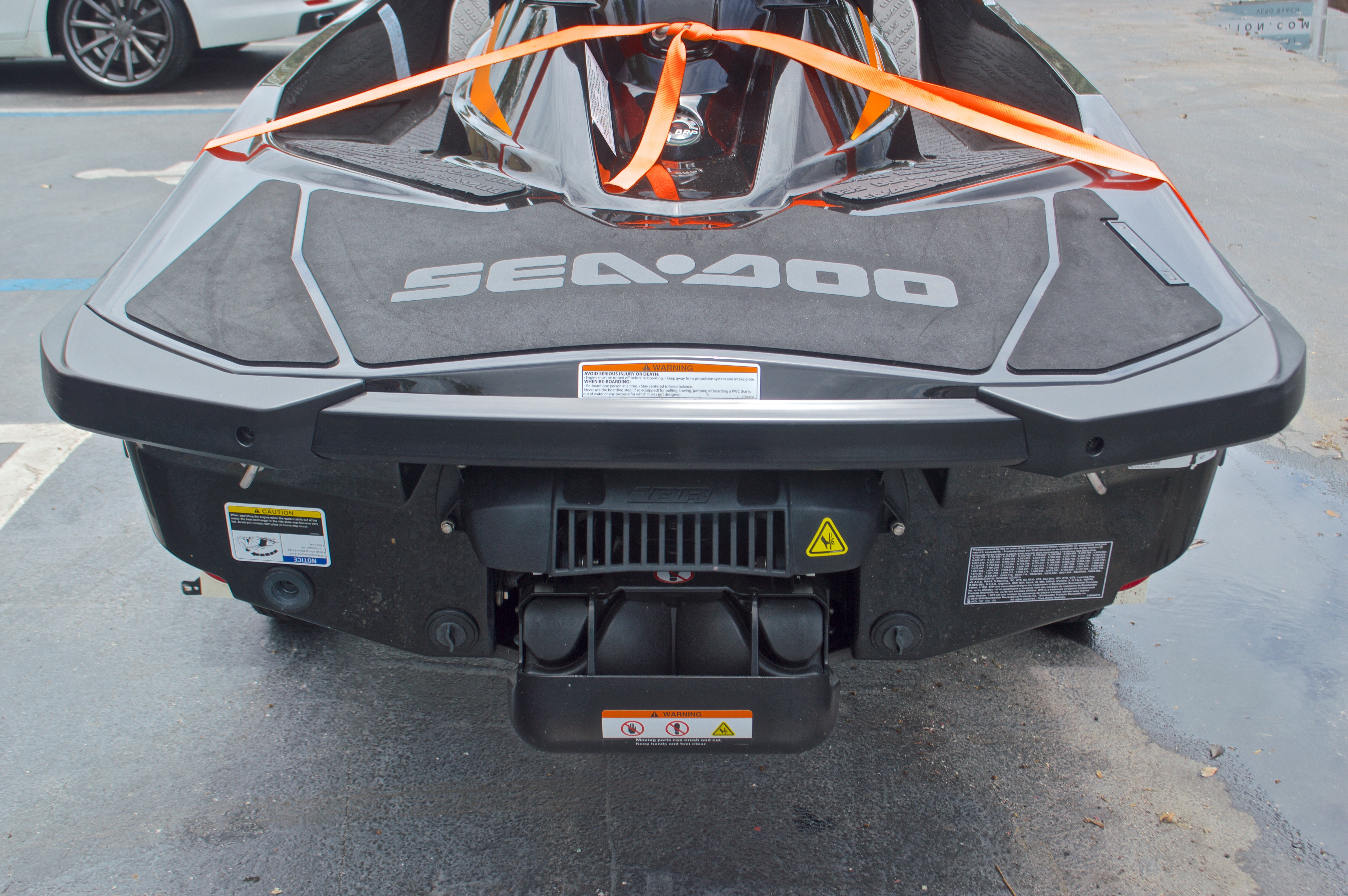 Thumbnail 8 for Used 2014 Sea-Doo GTR 215 boat for sale in West Palm Beach, FL