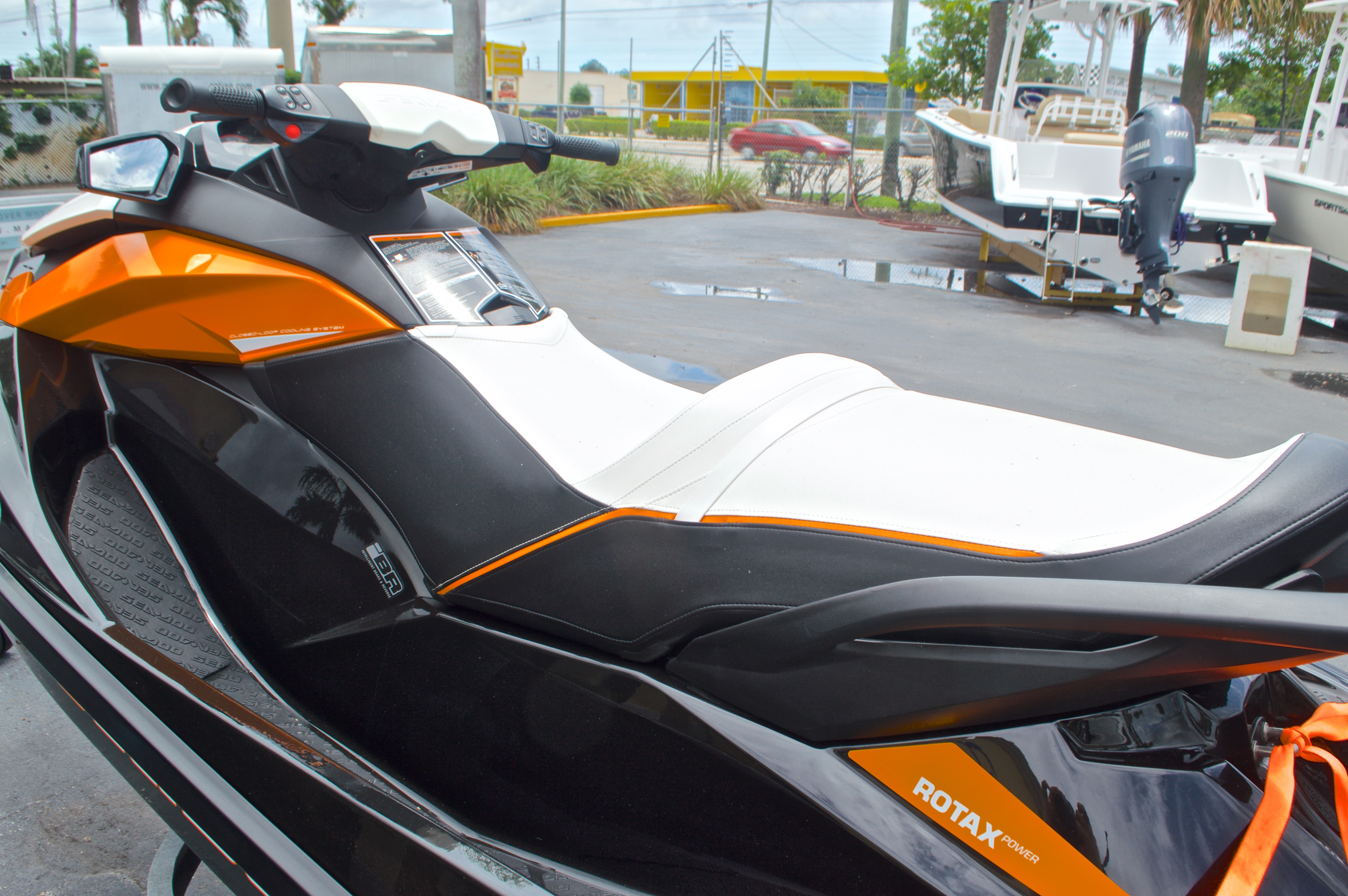 Thumbnail 11 for Used 2014 Sea-Doo GTR 215 boat for sale in West Palm Beach, FL