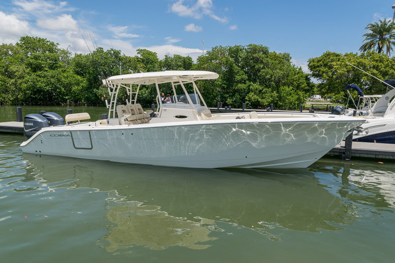 New 2017 Cobia 344 Center Console Boat For Sale In Miami