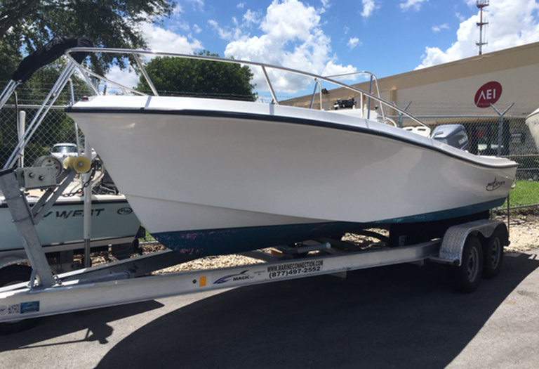 Used 2002 Pro Sports 2200 Center Console boat for sale in Miami, FL