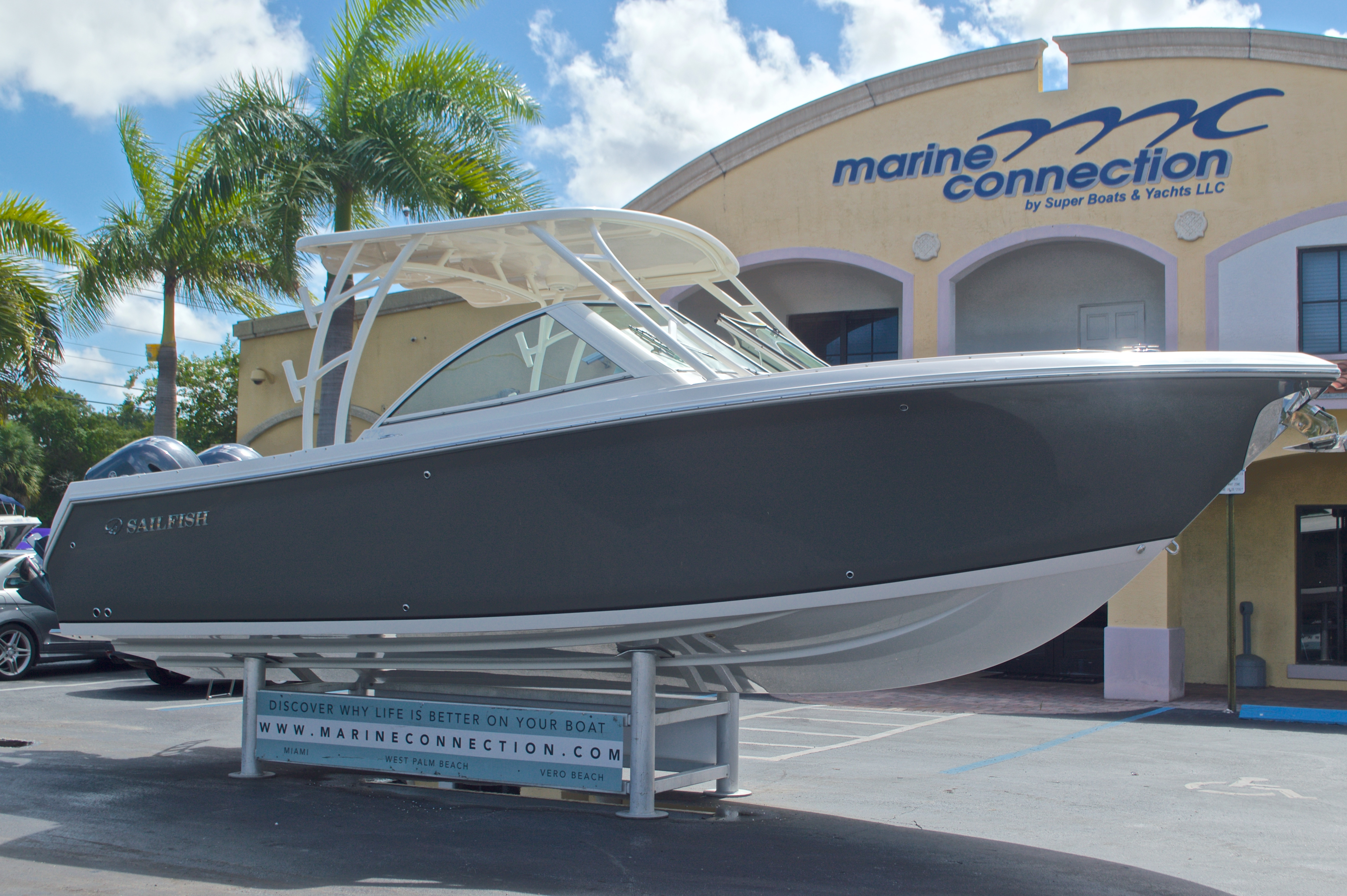 Thumbnail 1 for New 2017 Sailfish 275 Dual Console boat for sale in West Palm Beach, FL