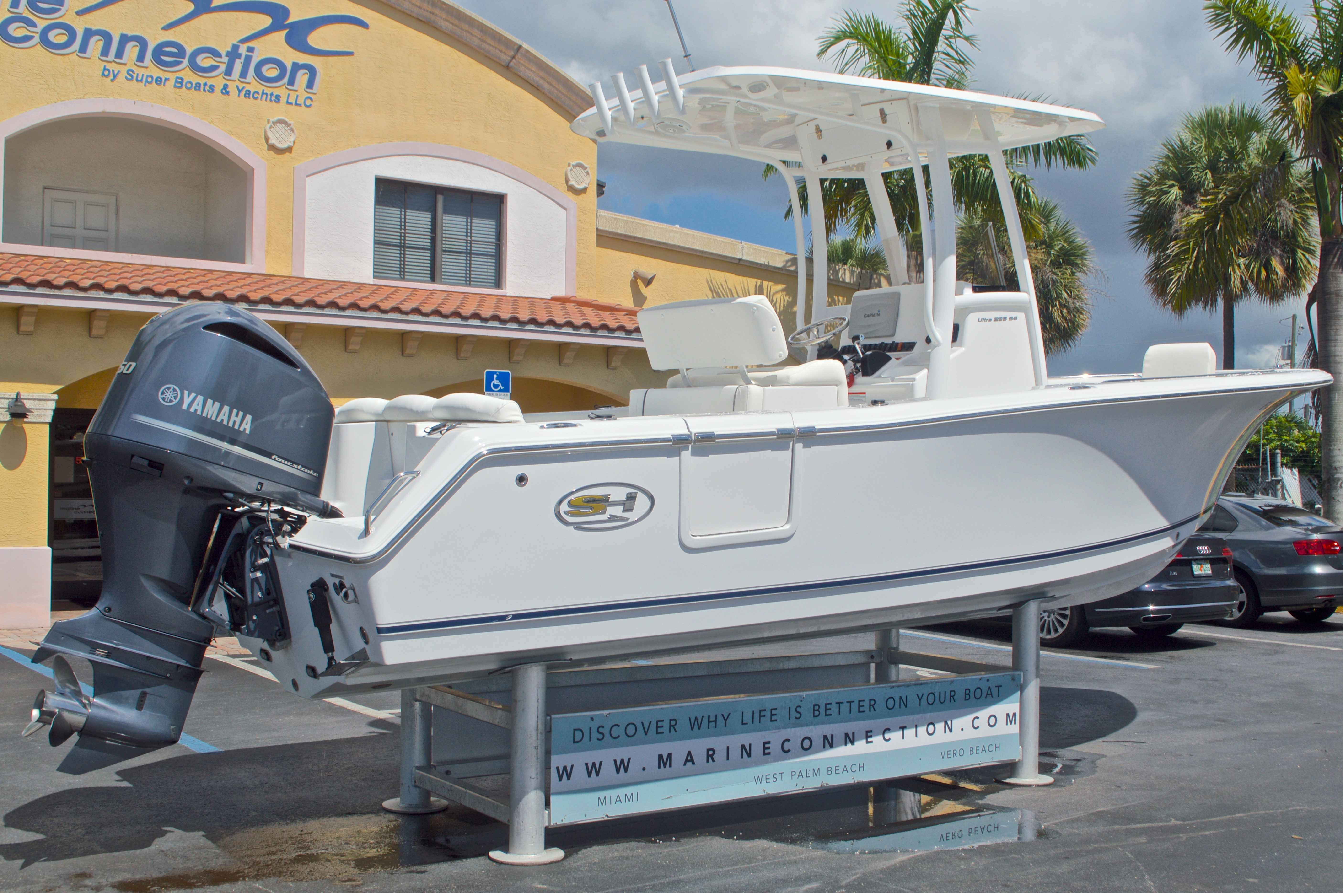 Thumbnail 7 for Used 2015 Sea Hunt 235 SE Center Console boat for sale in West Palm Beach, FL