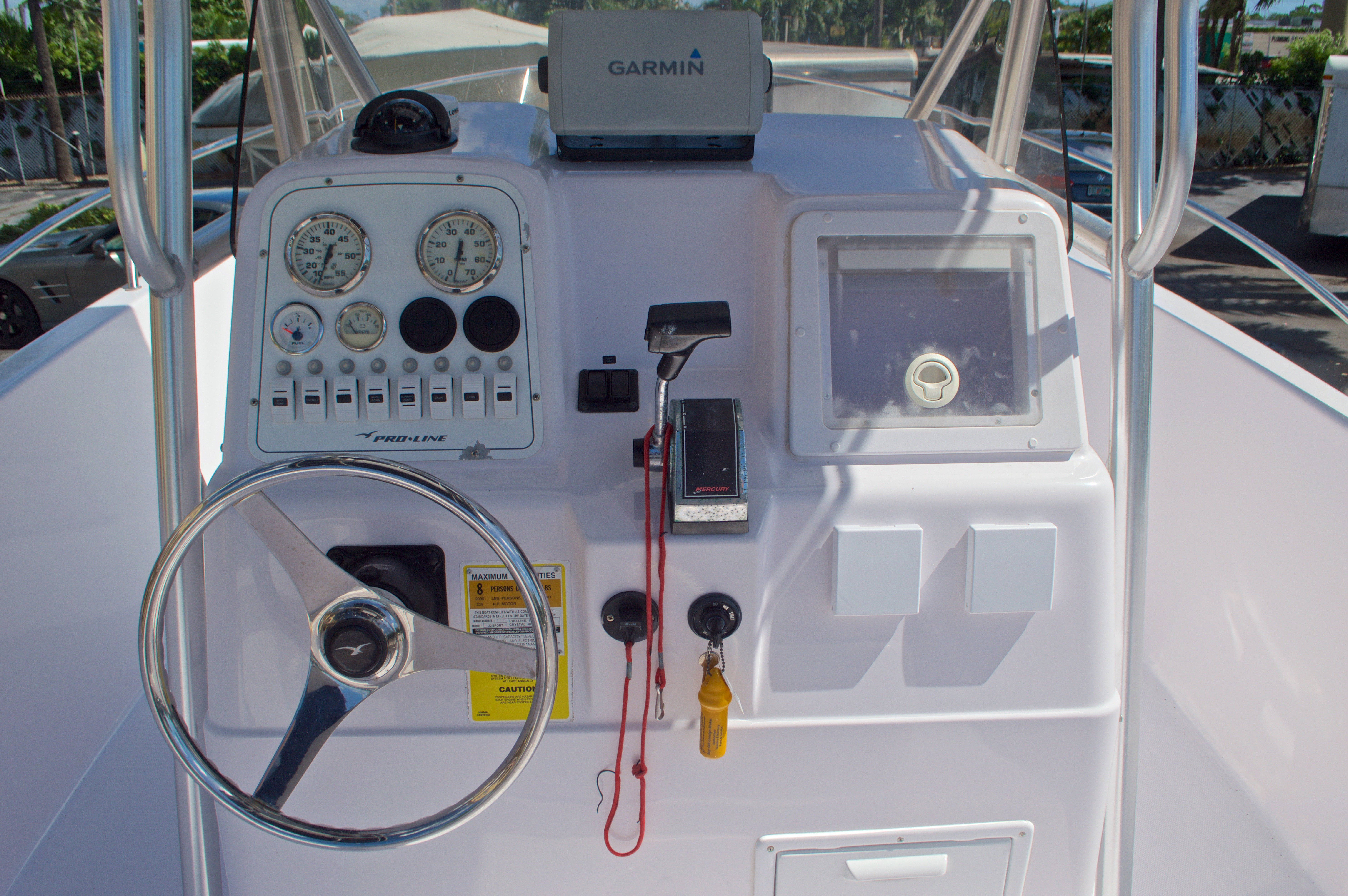 Thumbnail 32 for Used 2002 Pro-Line 22 Sport boat for sale in West Palm Beach, FL