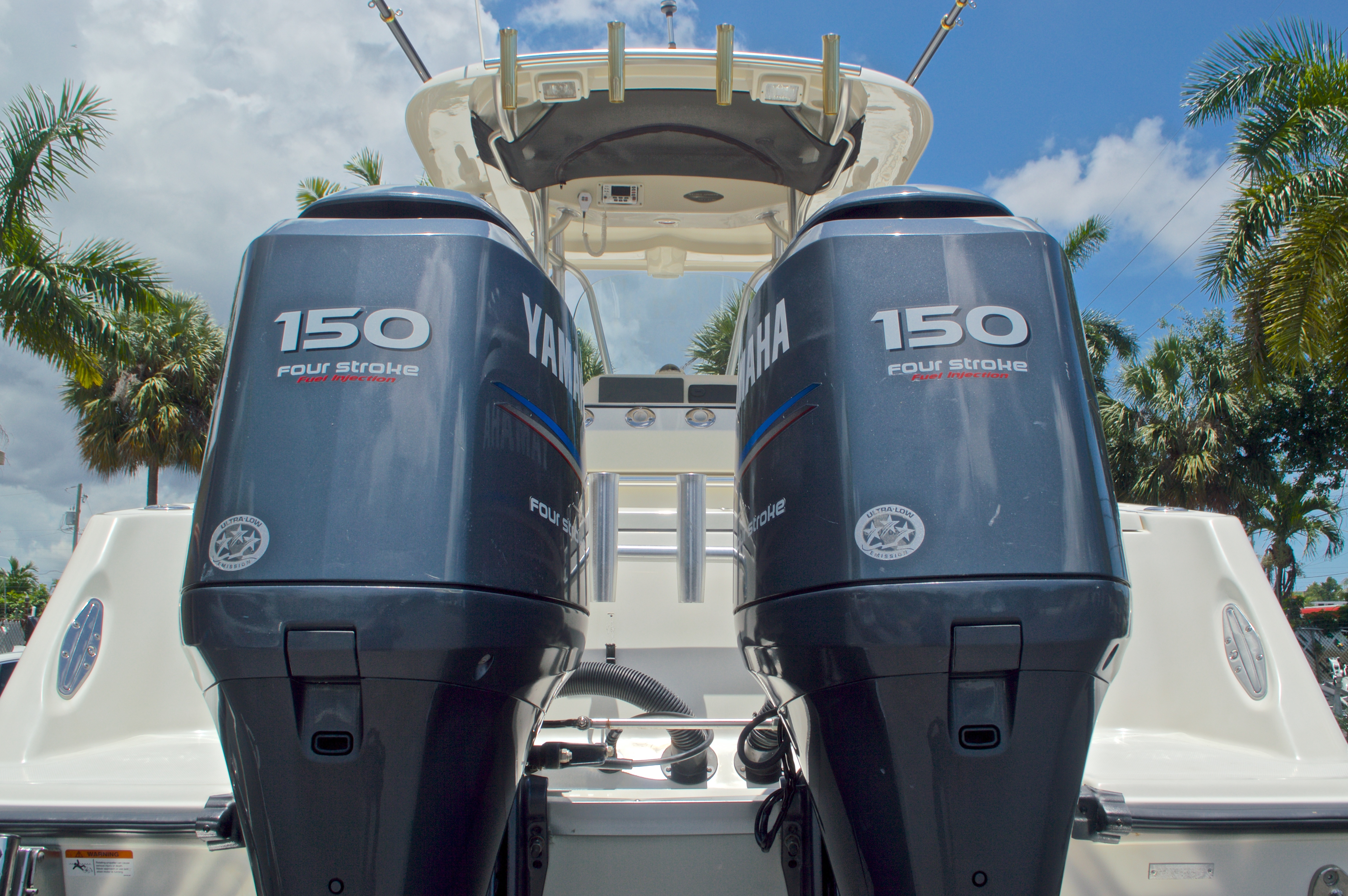 Thumbnail 11 for Used 2008 Hydra-Sports 2500 Vector Center Console boat for sale in West Palm Beach, FL