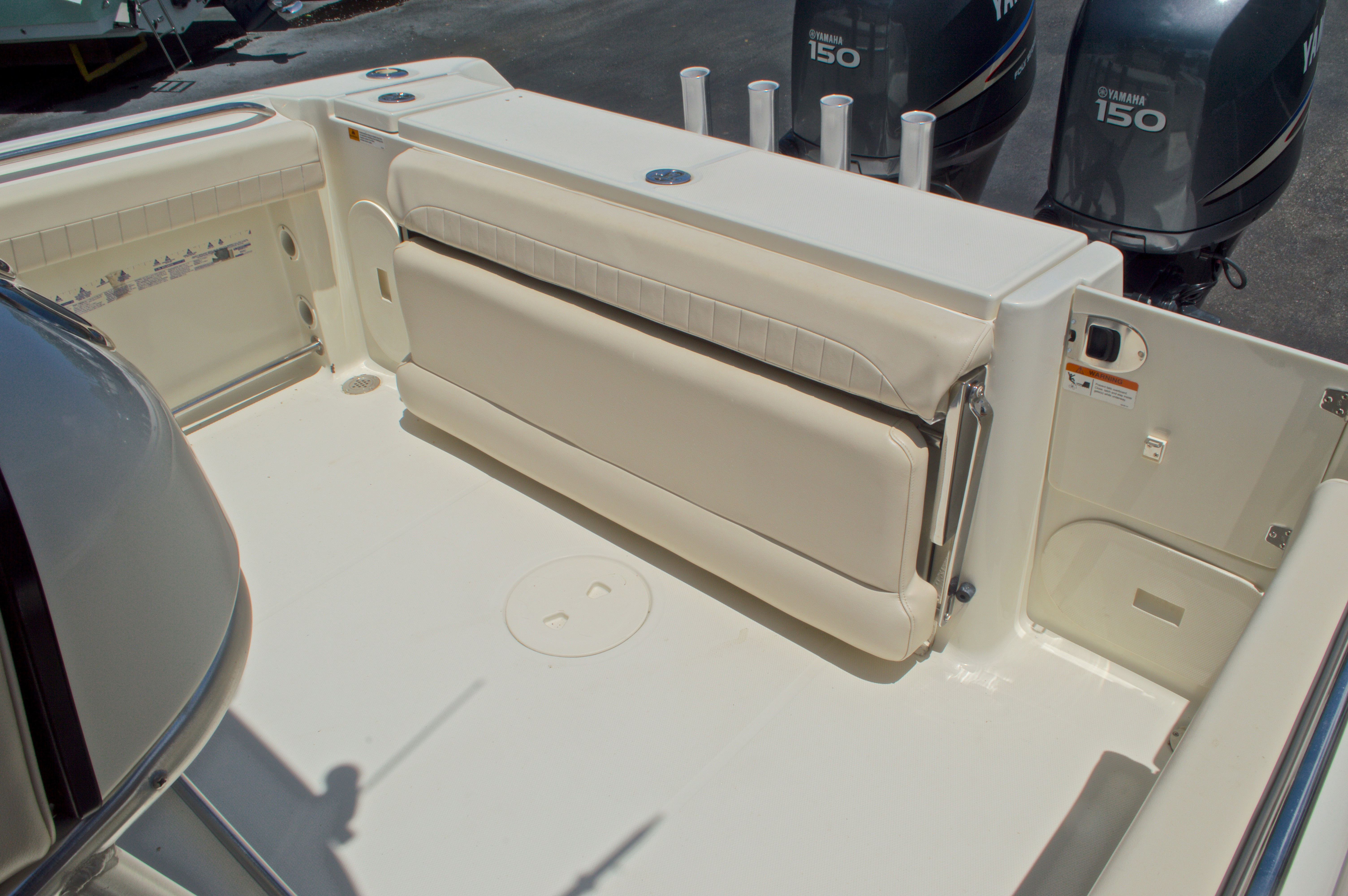 Thumbnail 17 for Used 2008 Hydra-Sports 2500 Vector Center Console boat for sale in West Palm Beach, FL