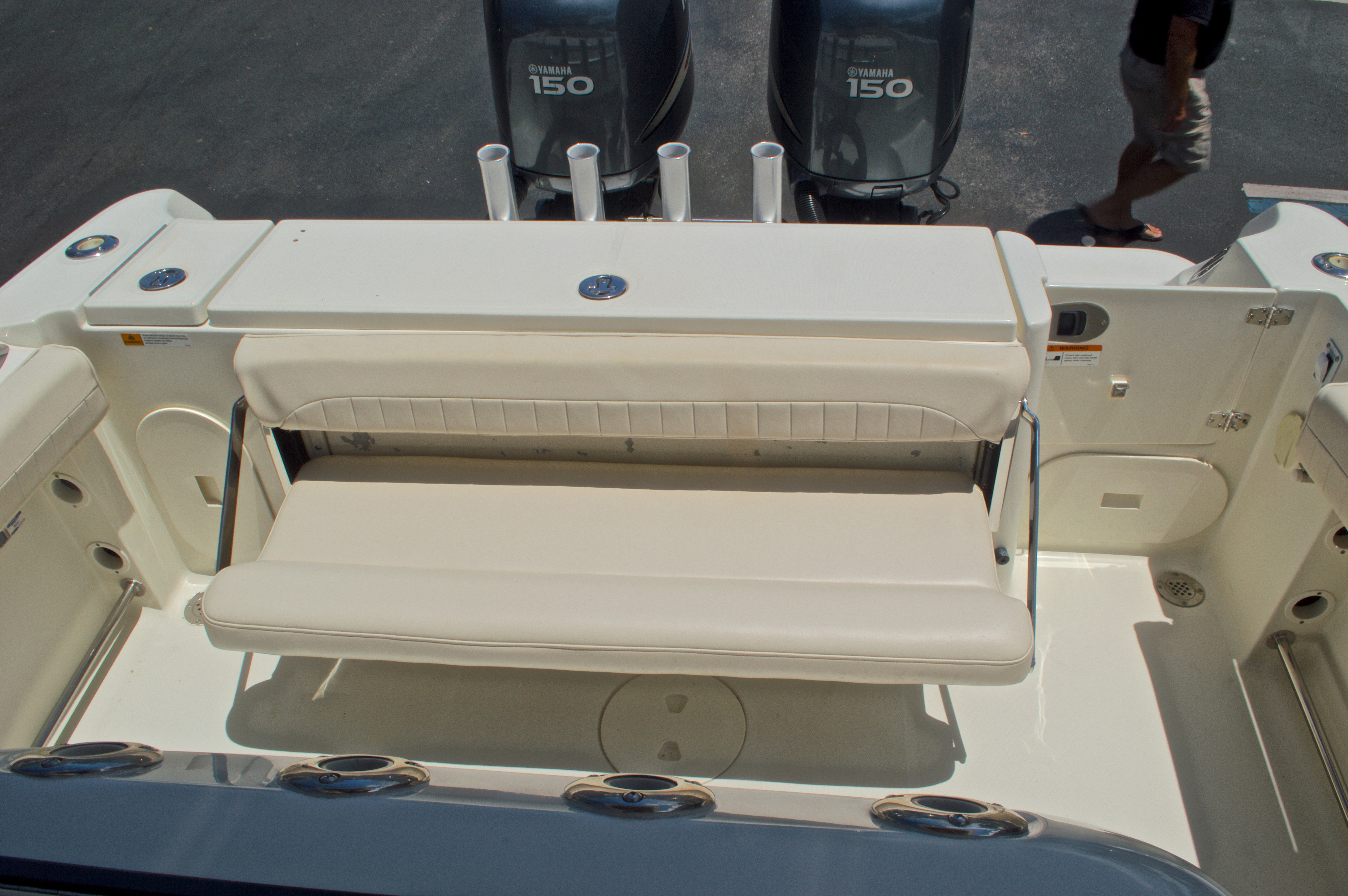 Thumbnail 19 for Used 2008 Hydra-Sports 2500 Vector Center Console boat for sale in West Palm Beach, FL