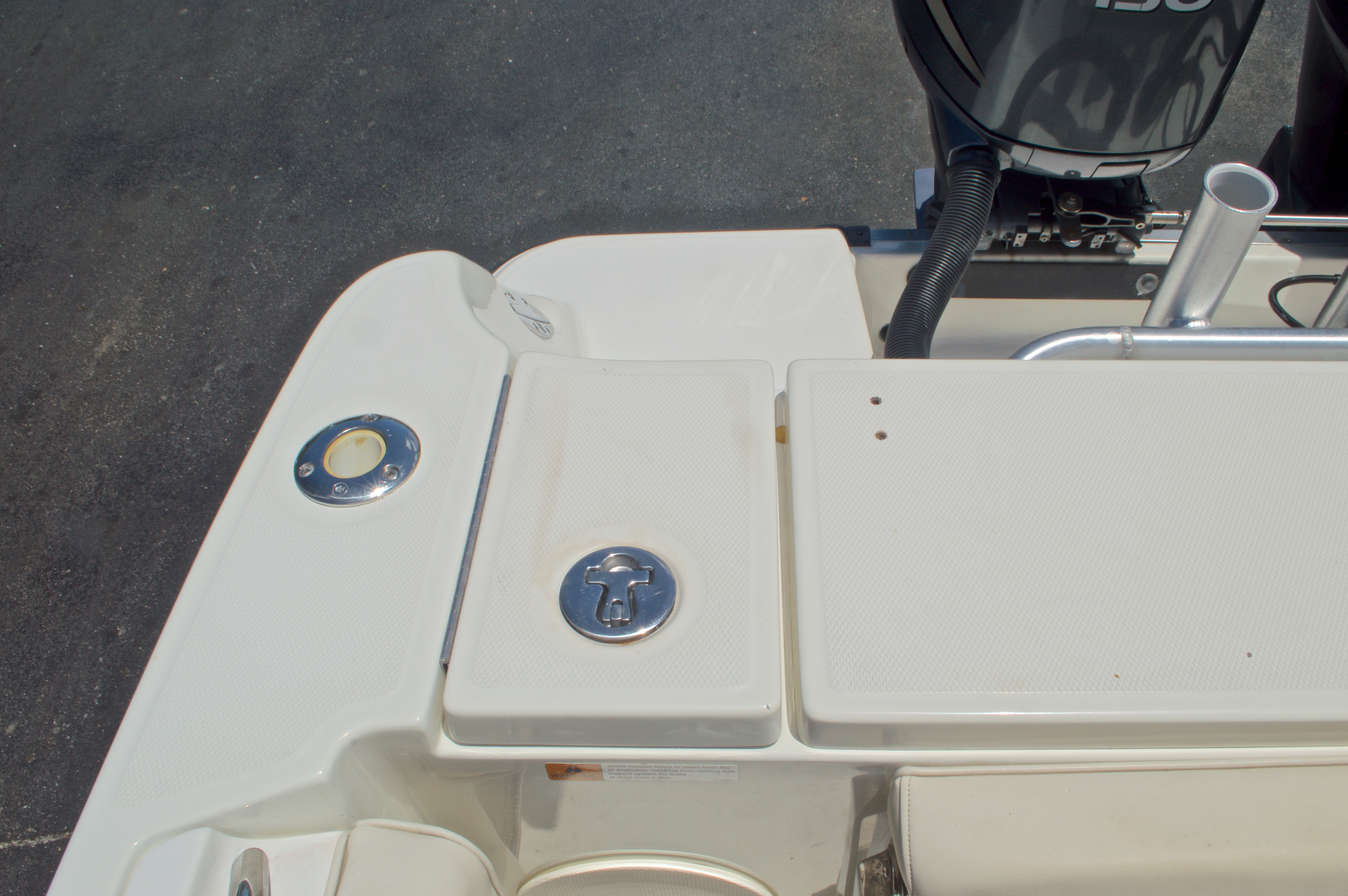 Thumbnail 20 for Used 2008 Hydra-Sports 2500 Vector Center Console boat for sale in West Palm Beach, FL