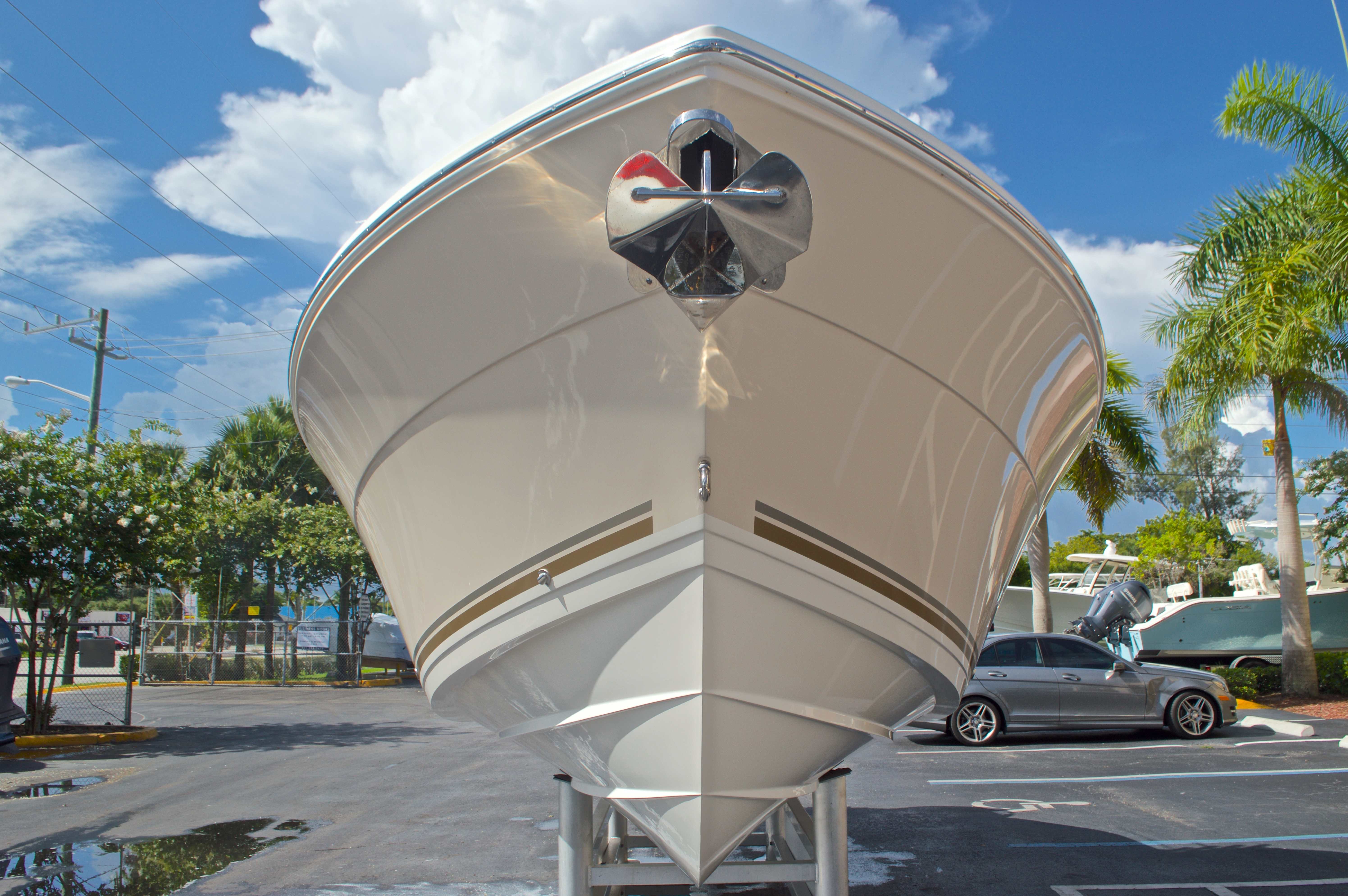 Thumbnail 3 for Used 2014 Cobia 256 Center Console boat for sale in West Palm Beach, FL