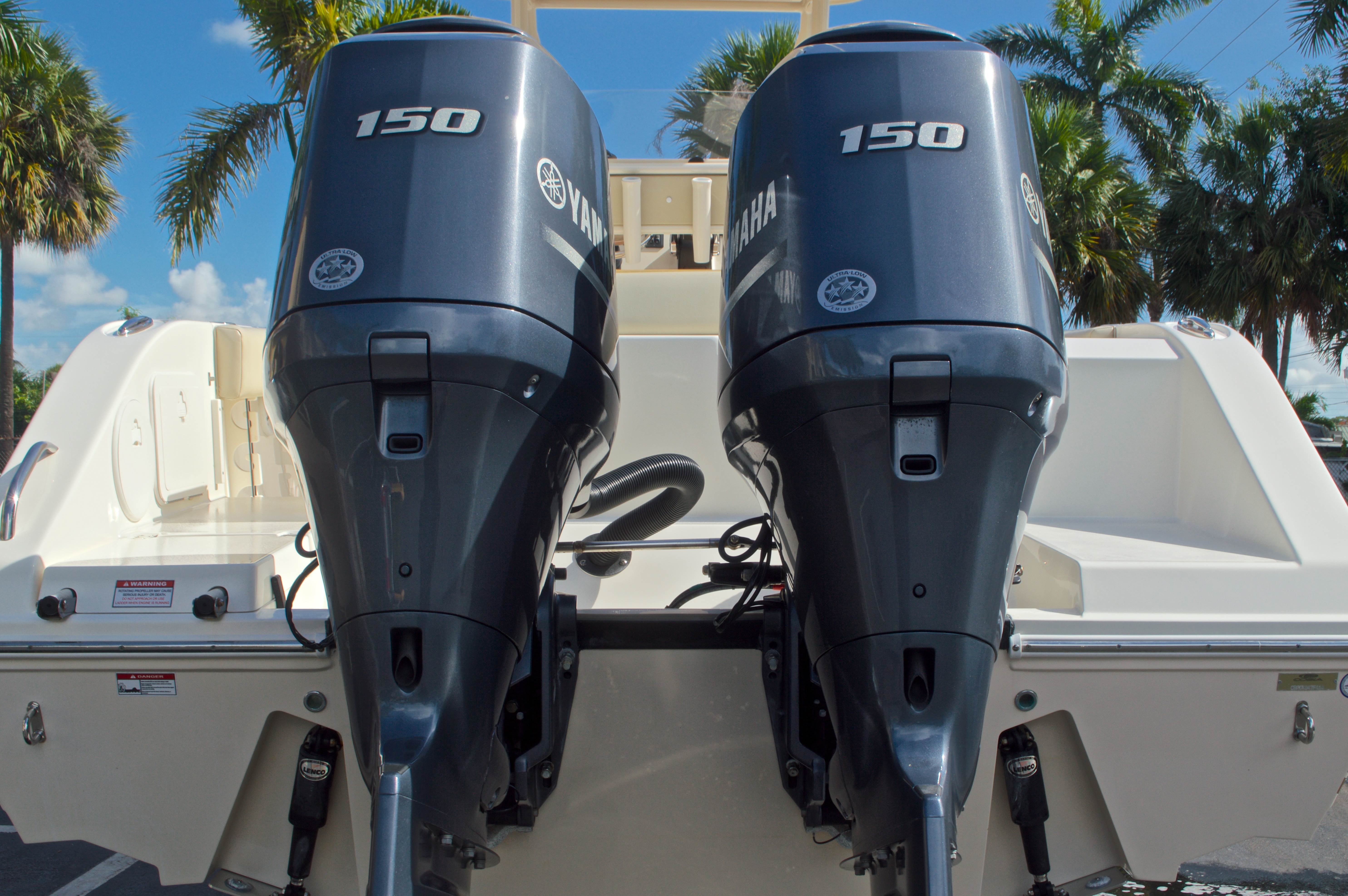 Thumbnail 12 for Used 2014 Cobia 256 Center Console boat for sale in West Palm Beach, FL