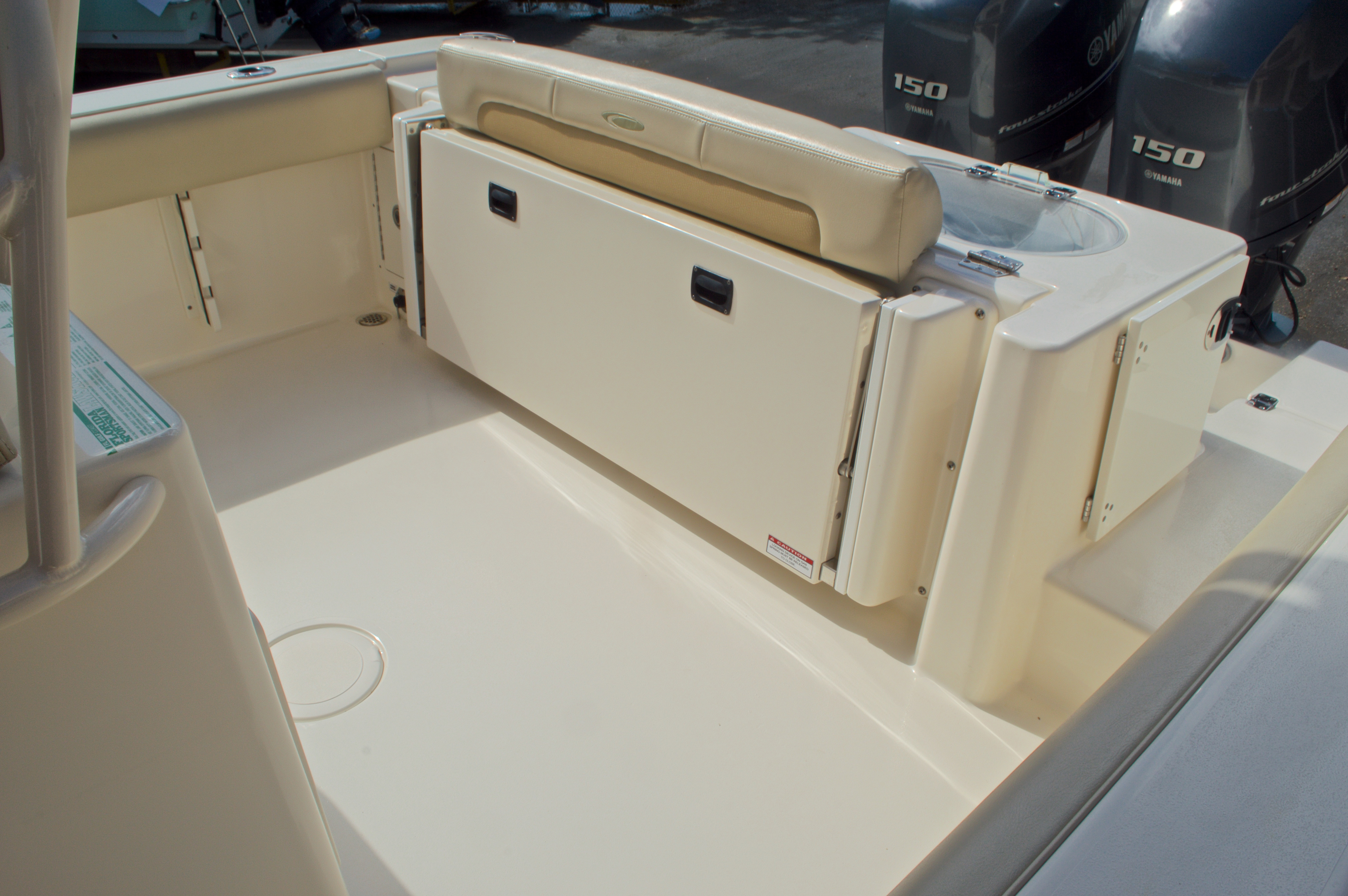 Thumbnail 18 for Used 2014 Cobia 256 Center Console boat for sale in West Palm Beach, FL