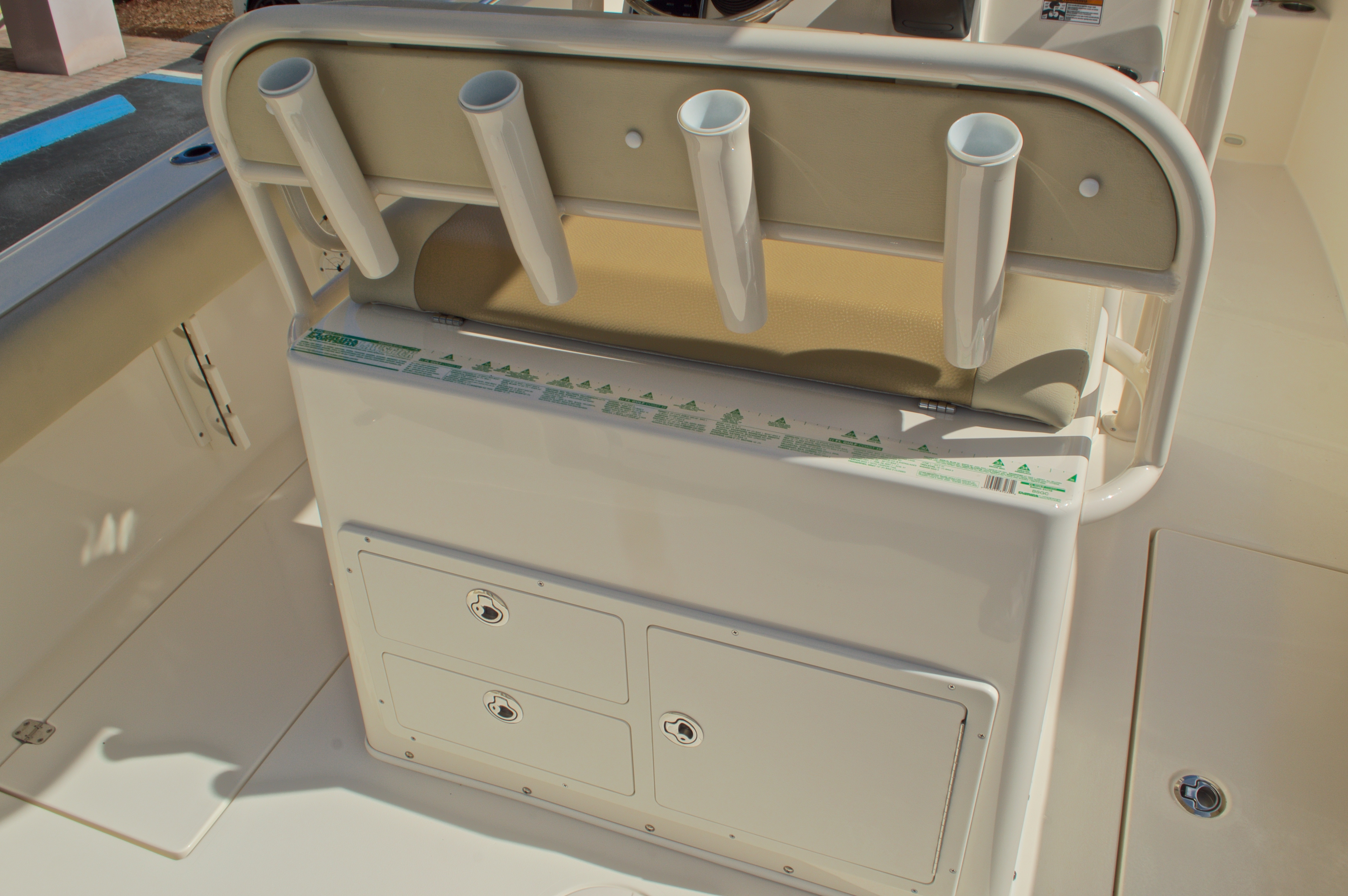 Thumbnail 30 for Used 2014 Cobia 256 Center Console boat for sale in West Palm Beach, FL