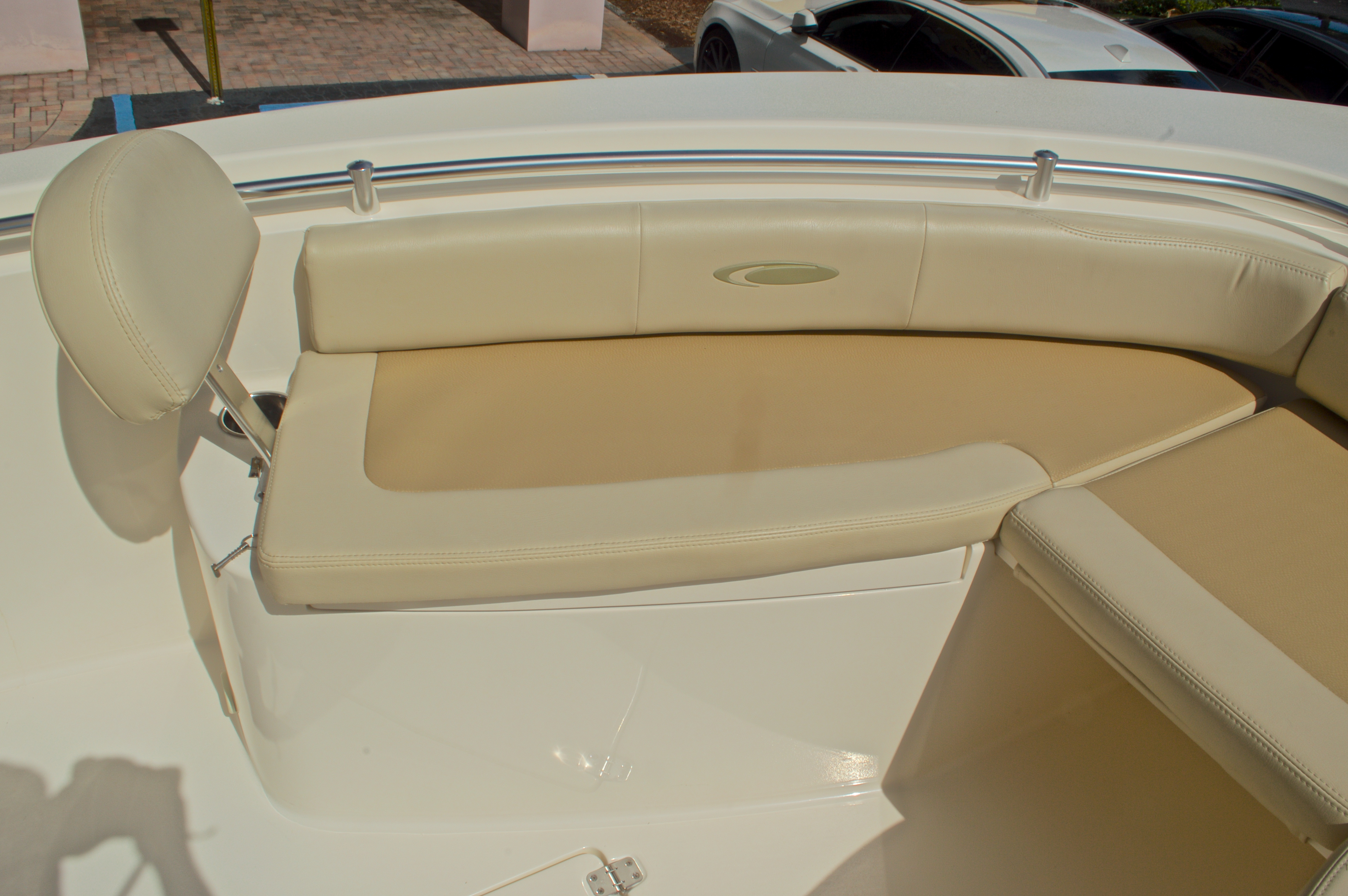 Thumbnail 59 for Used 2014 Cobia 256 Center Console boat for sale in West Palm Beach, FL