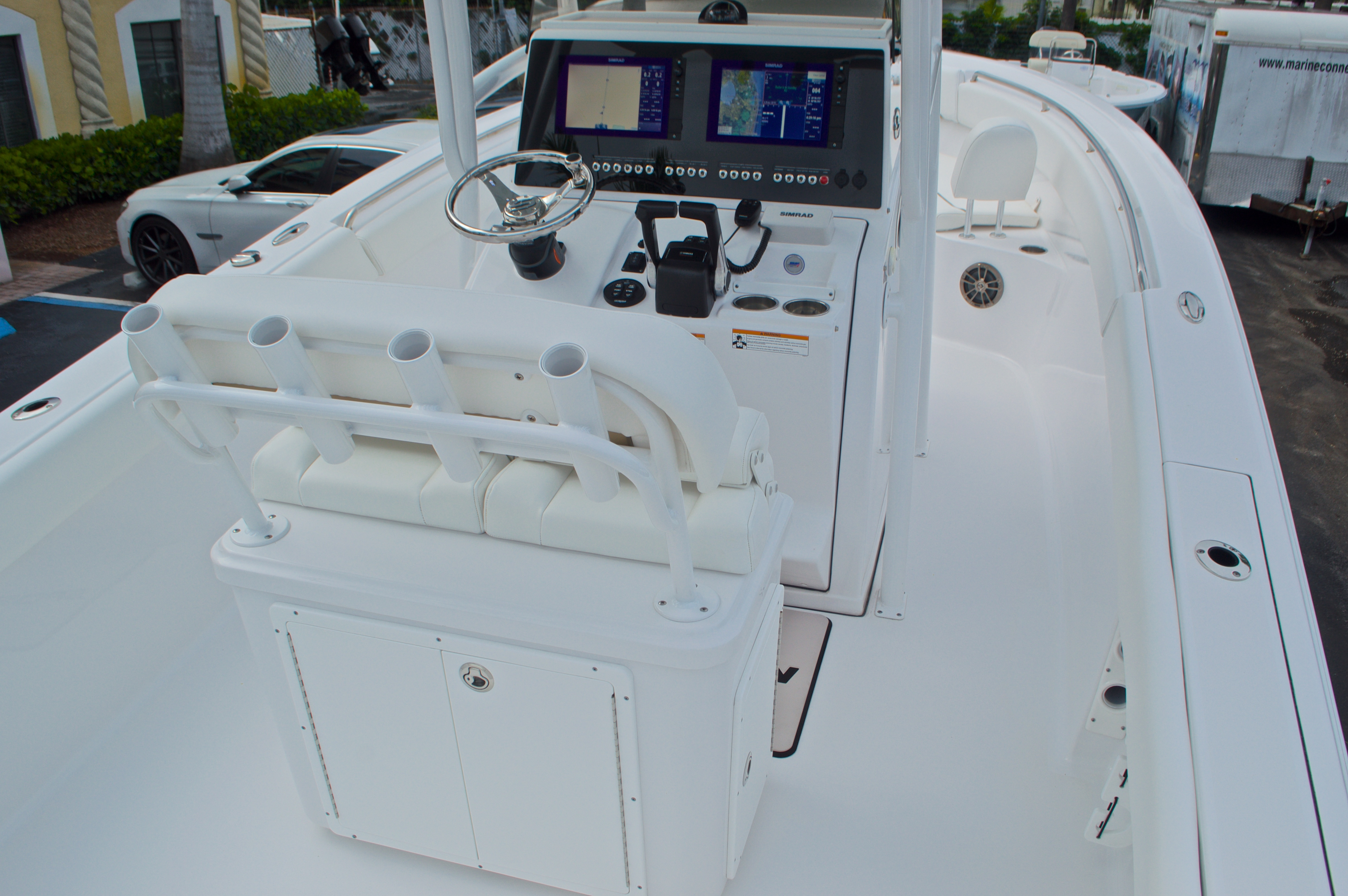 Thumbnail 12 for Used 2015 Sportsman Heritage 251 Center Console boat for sale in West Palm Beach, FL