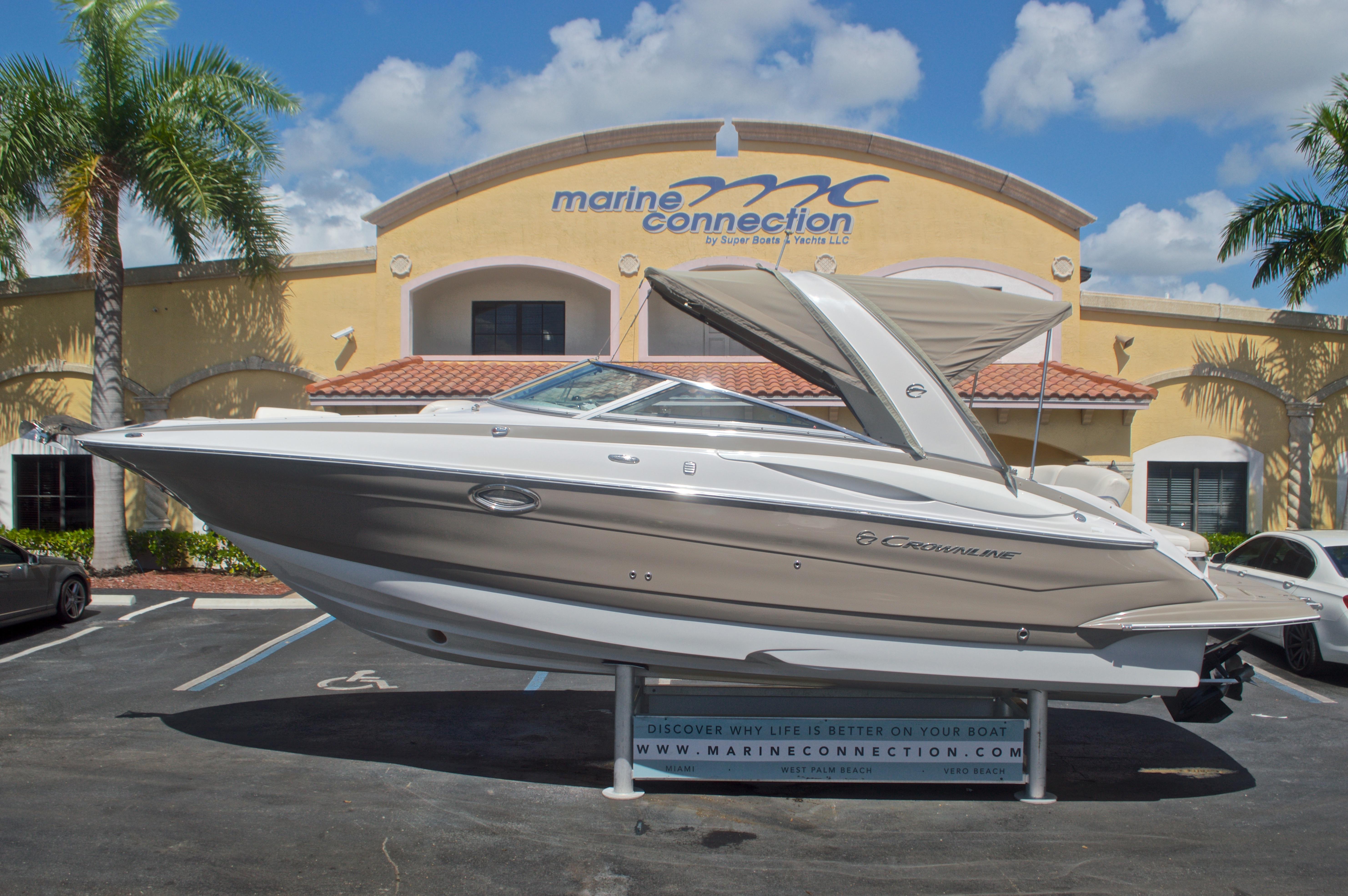 Used 2009 Crownline 300 LS boat for sale in West Palm Beach, FL