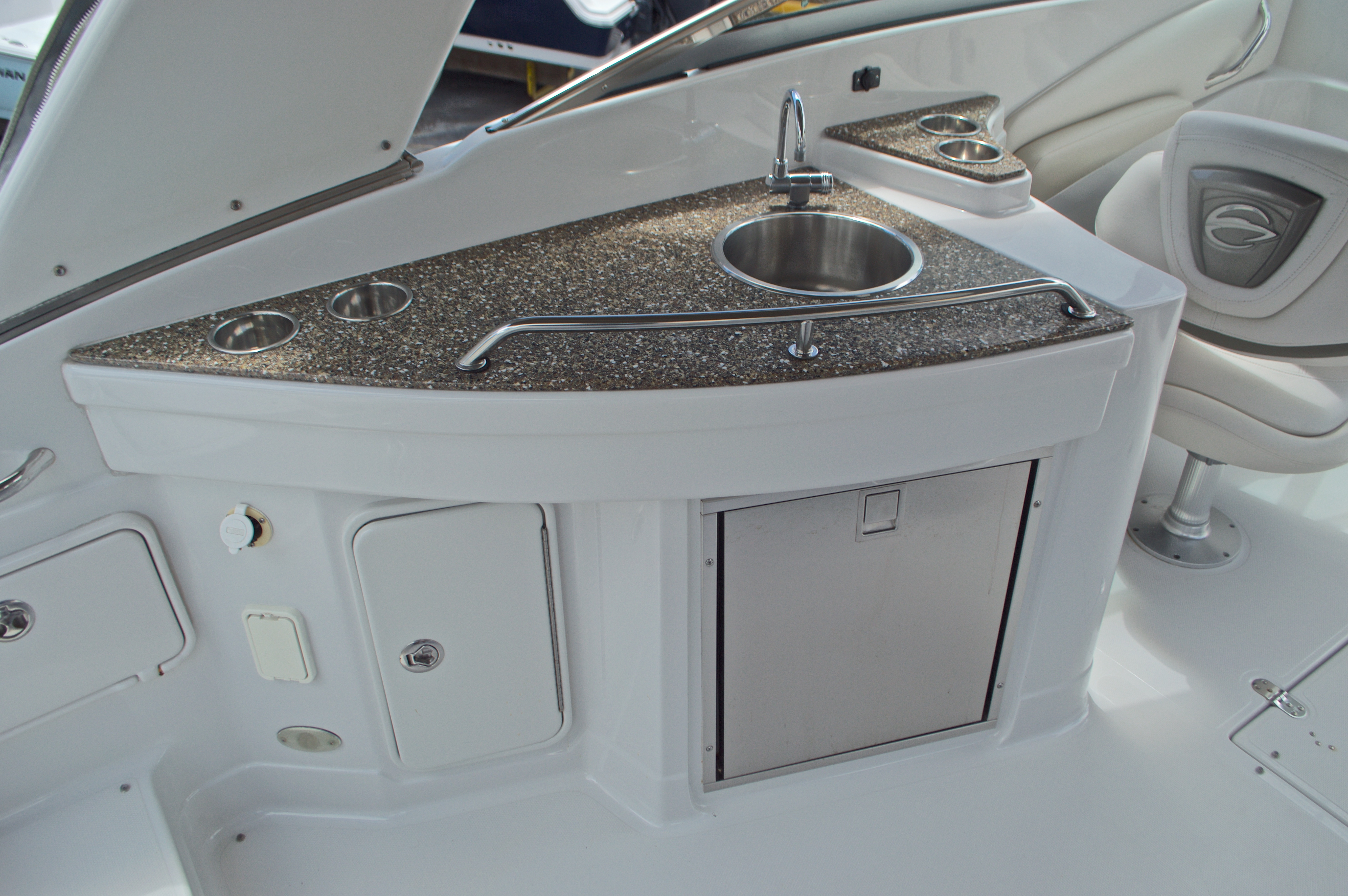 Thumbnail 29 for Used 2009 Crownline 300 LS boat for sale in West Palm Beach, FL