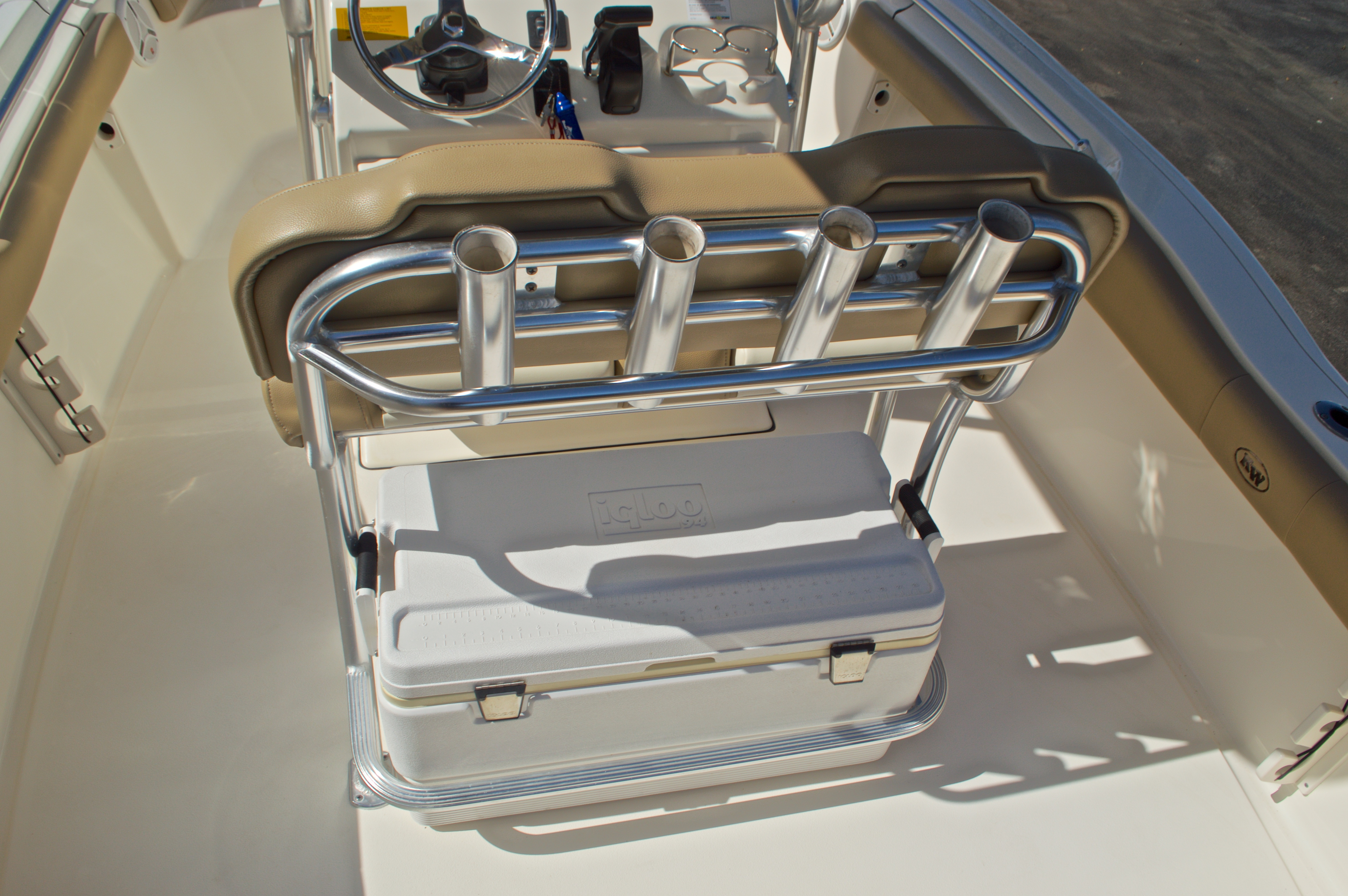 Thumbnail 31 for Used 2014 Key West 219 FS Center Console boat for sale in West Palm Beach, FL