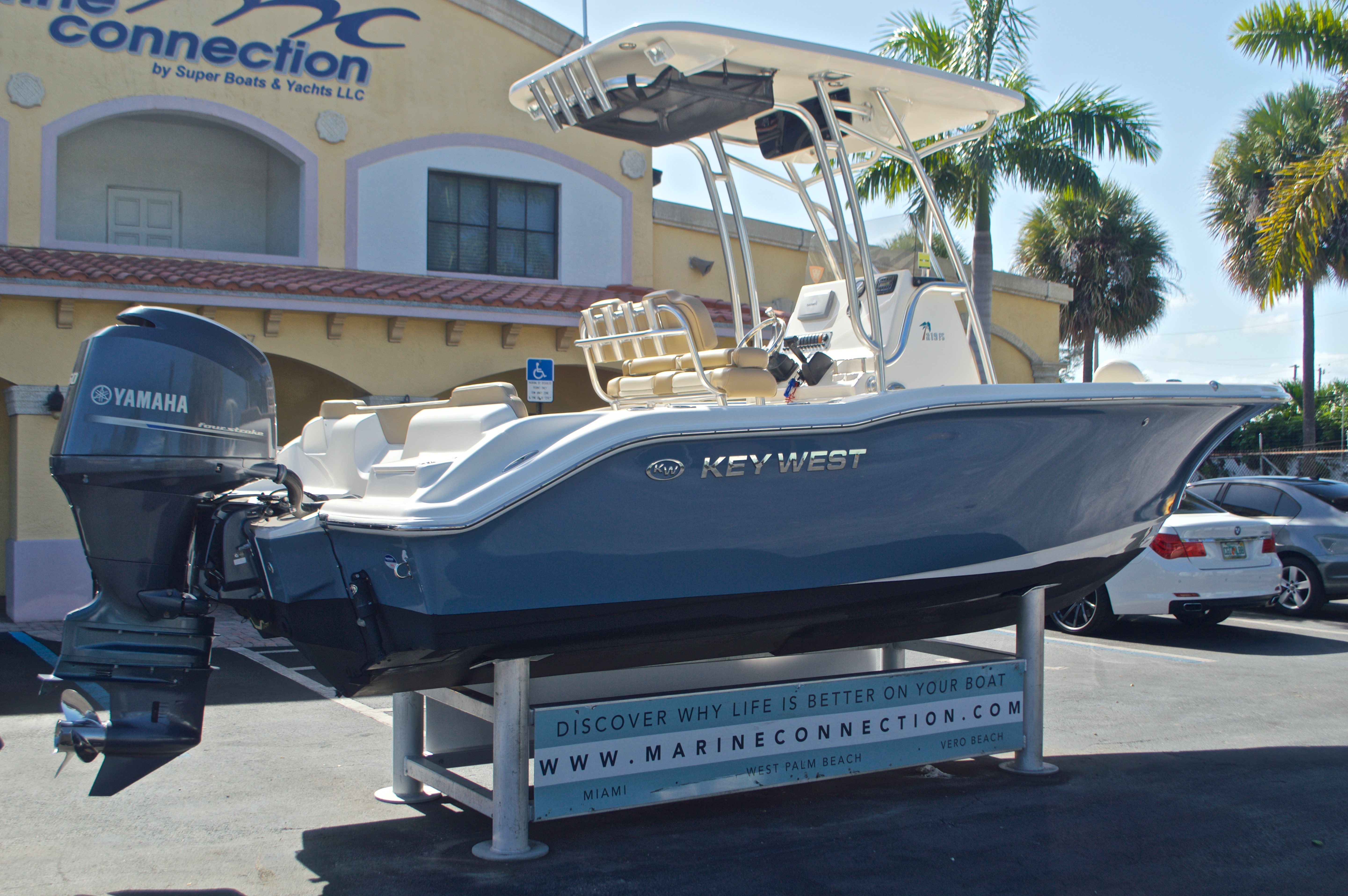 Thumbnail 12 for Used 2014 Key West 219 FS Center Console boat for sale in West Palm Beach, FL