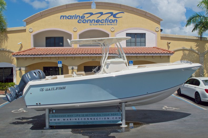 Photo for 2017 Sailfish 240 CC Center Console