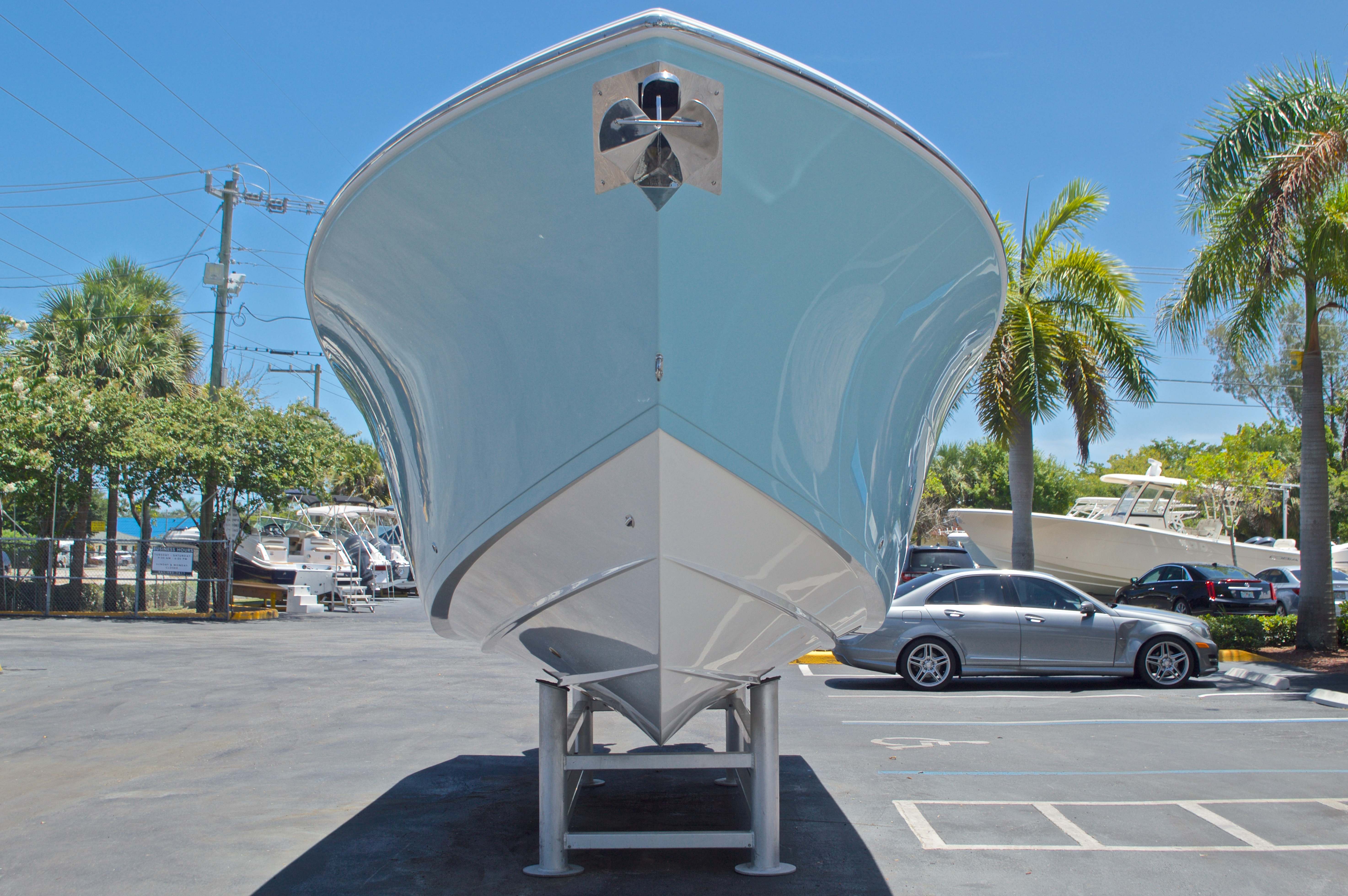 Thumbnail 2 for New 2017 Cobia 296 Center Console boat for sale in Vero Beach, FL