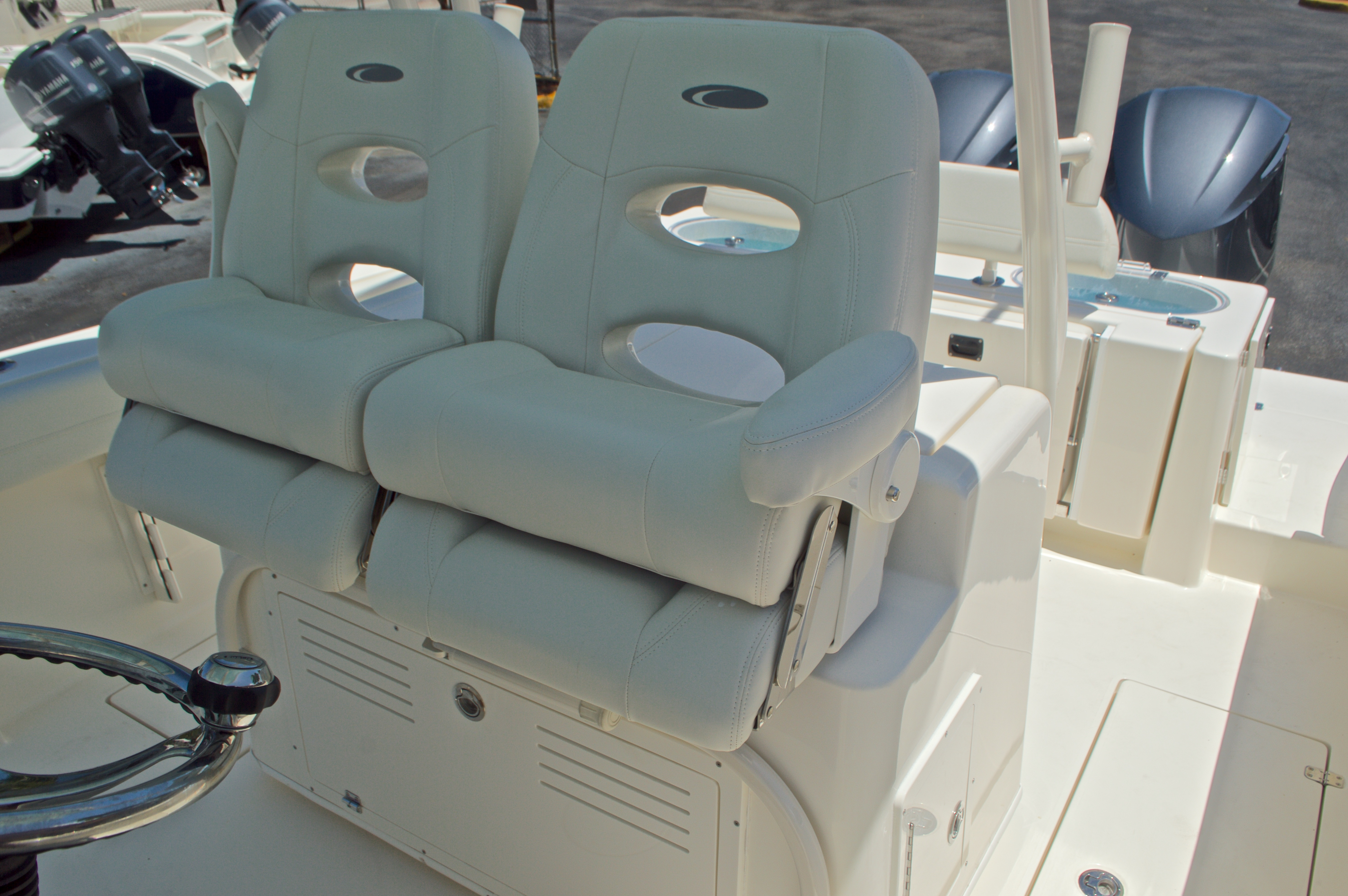 Thumbnail 36 for New 2017 Cobia 296 Center Console boat for sale in Vero Beach, FL