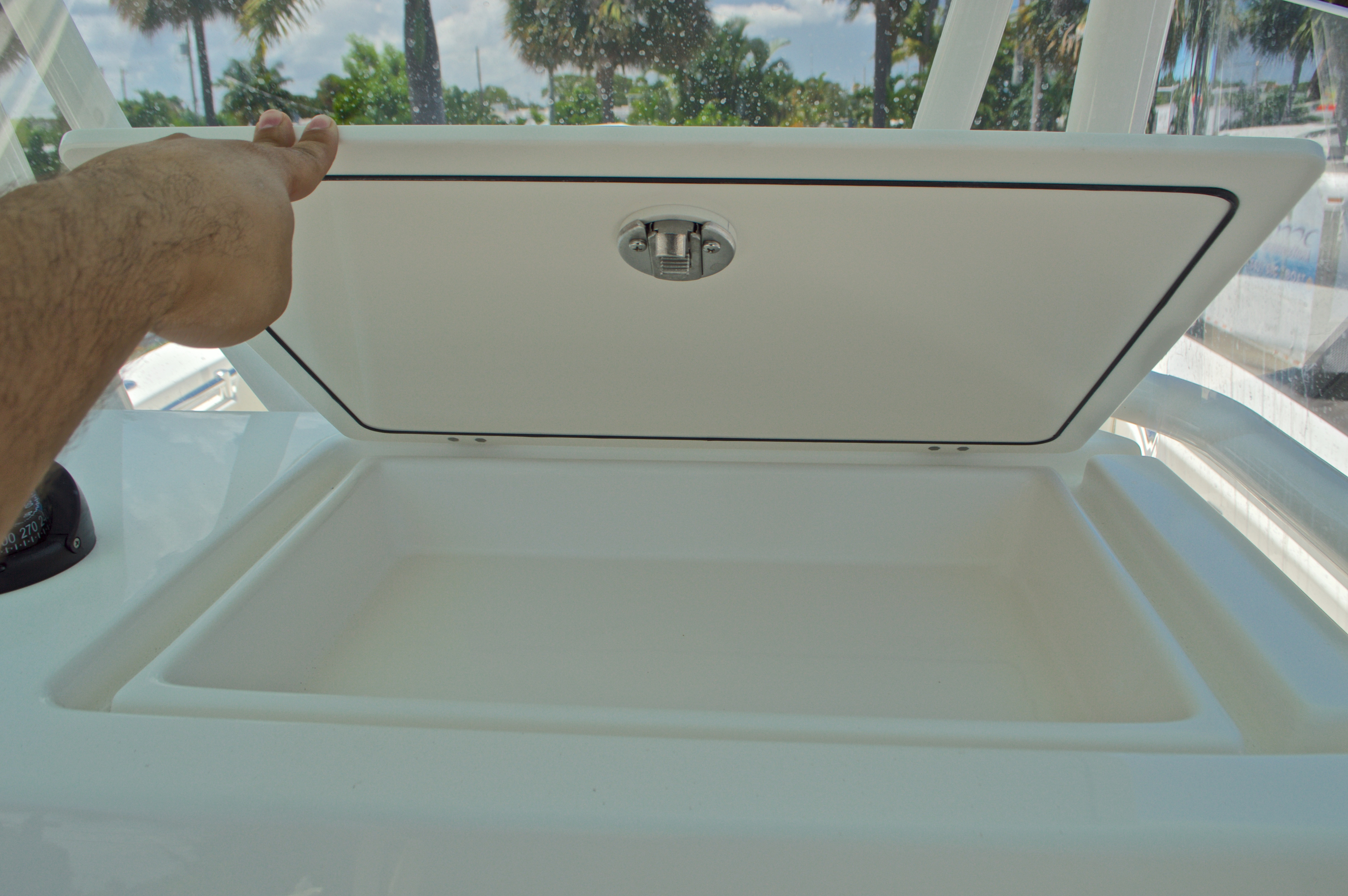 Thumbnail 39 for New 2017 Cobia 296 Center Console boat for sale in Vero Beach, FL