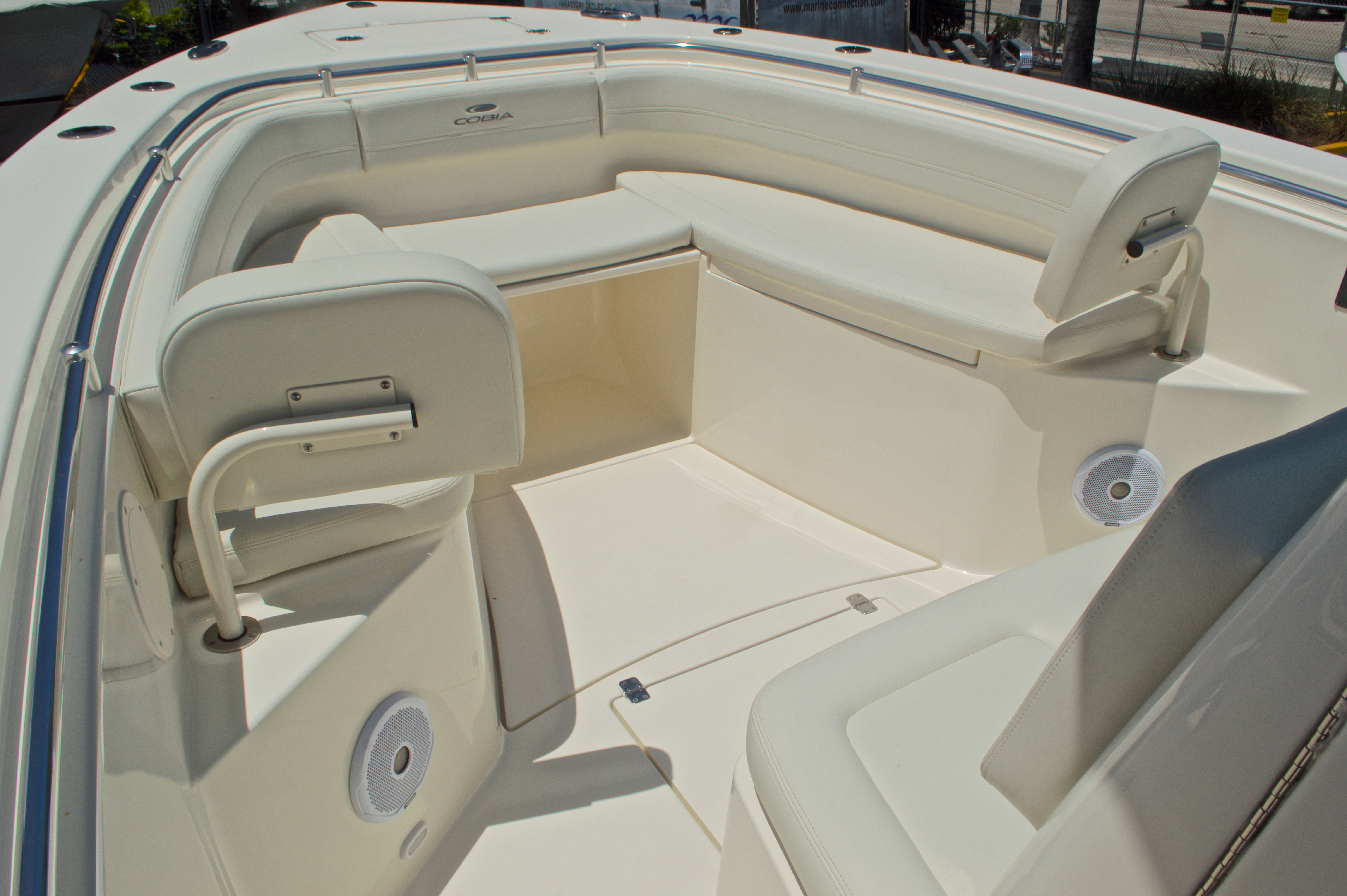 Thumbnail 52 for New 2017 Cobia 296 Center Console boat for sale in Vero Beach, FL