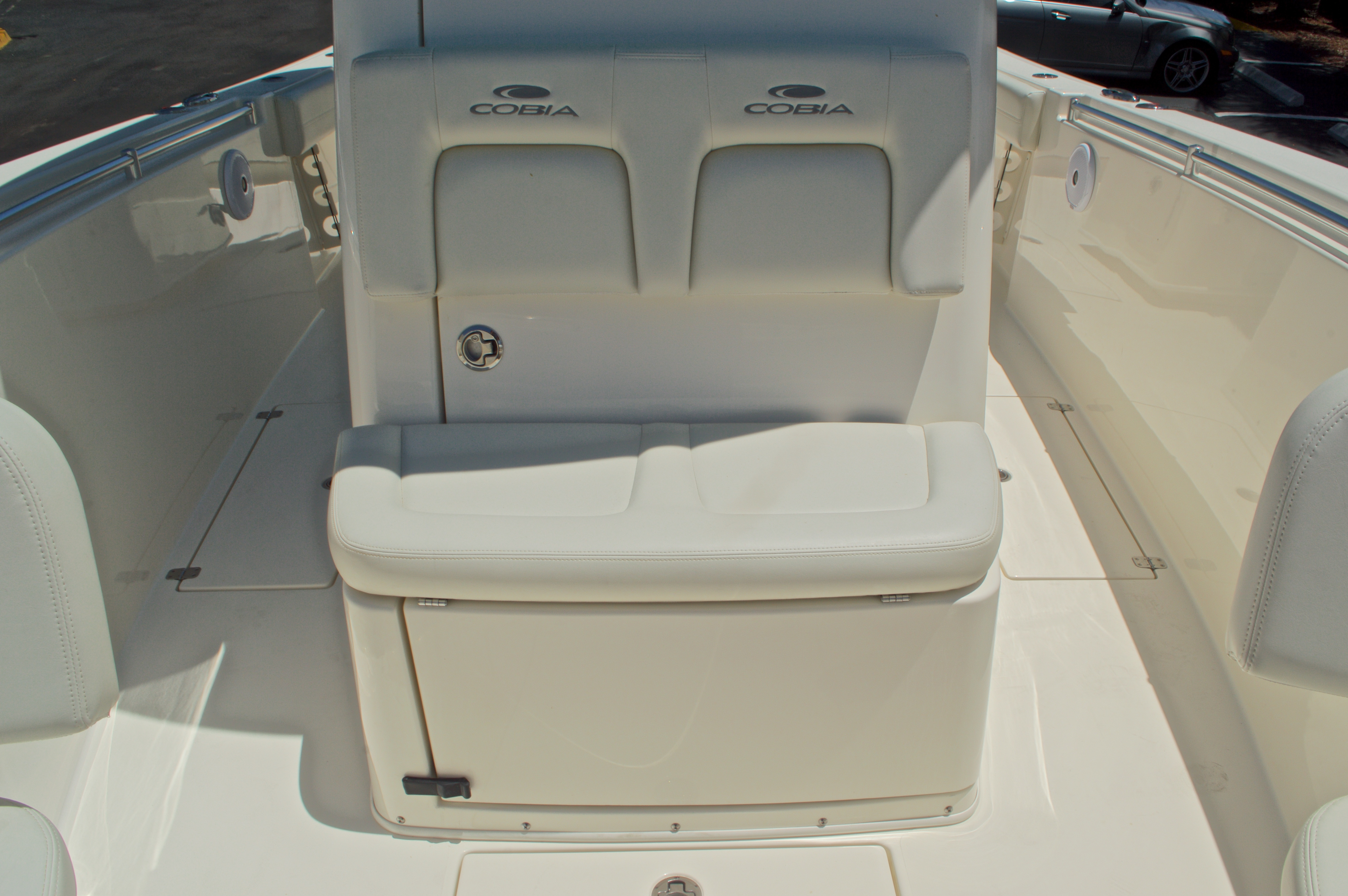 Thumbnail 53 for New 2017 Cobia 296 Center Console boat for sale in Vero Beach, FL