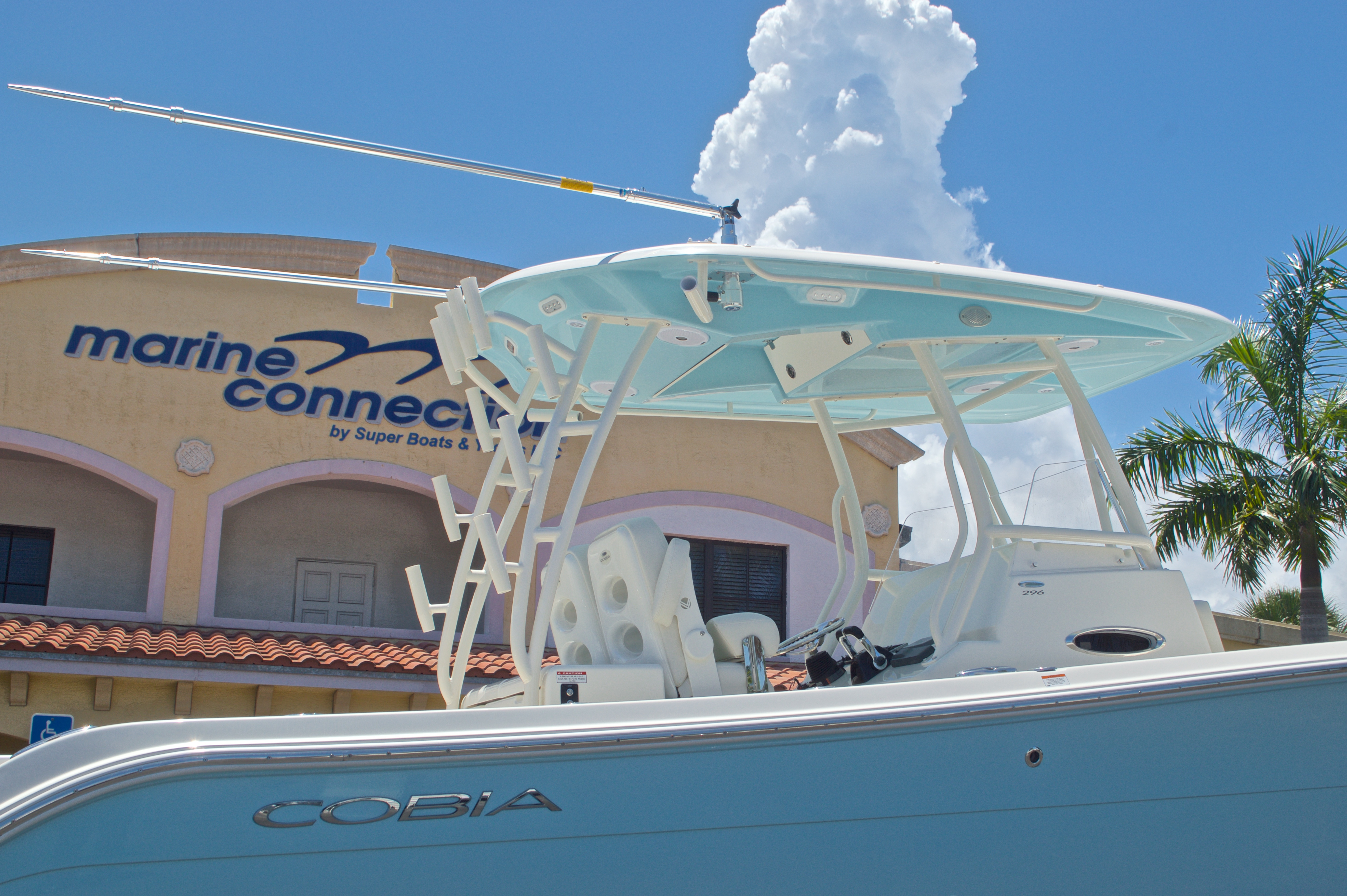 Thumbnail 10 for New 2017 Cobia 296 Center Console boat for sale in Vero Beach, FL