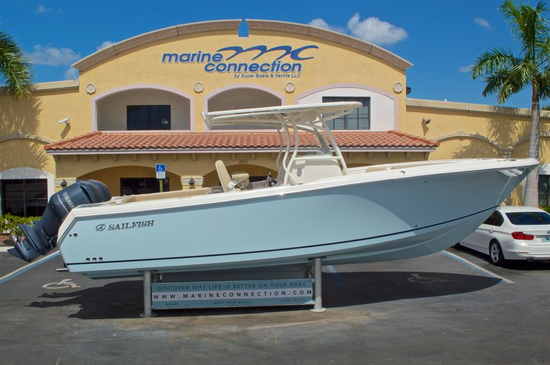 Photo for 2017 Sailfish 290 CC Center Console