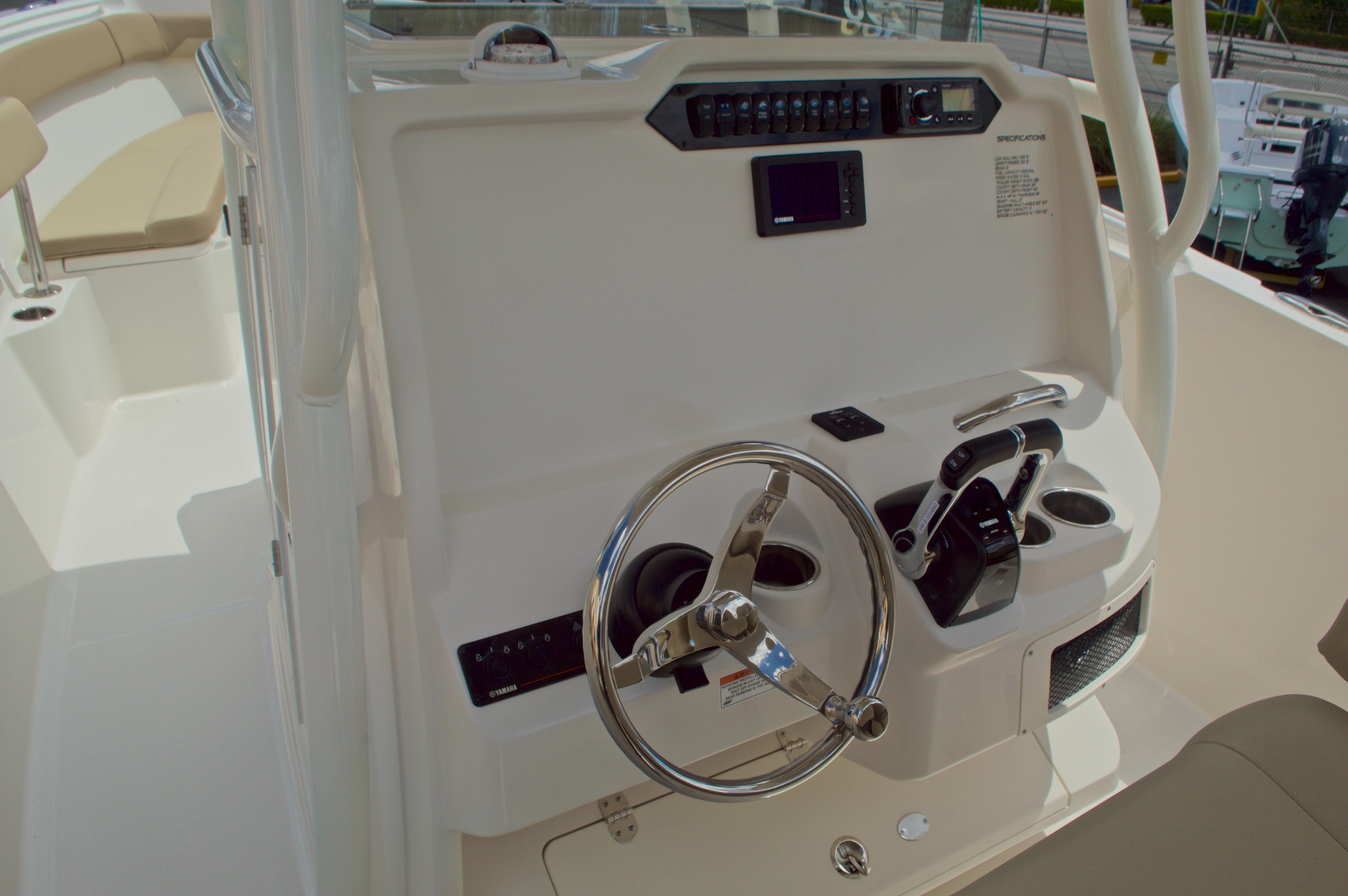 Thumbnail 33 for New 2017 Sailfish 290 CC Center Console boat for sale in Vero Beach, FL