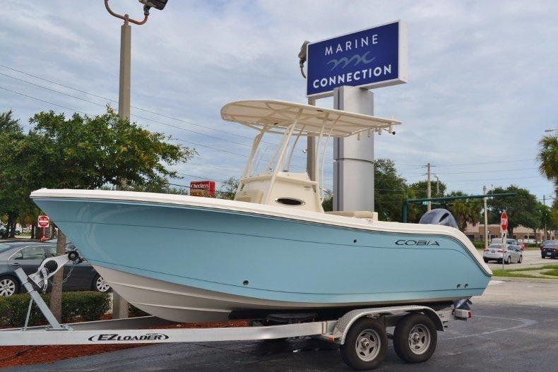 New 2017 Cobia 201 Center Console boat for sale in Vero Beach, FL