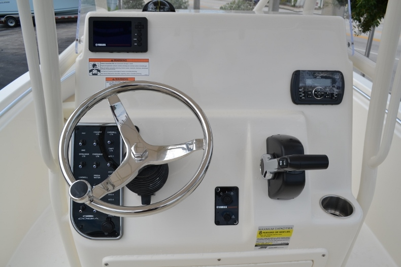 Thumbnail 10 for New 2017 Cobia 201 Center Console boat for sale in Vero Beach, FL