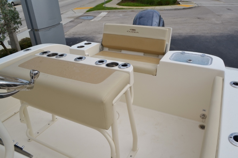 Thumbnail 12 for New 2017 Cobia 201 Center Console boat for sale in Vero Beach, FL