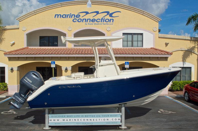 New 2017 Cobia 201 Center Console boat for sale in Miami, FL