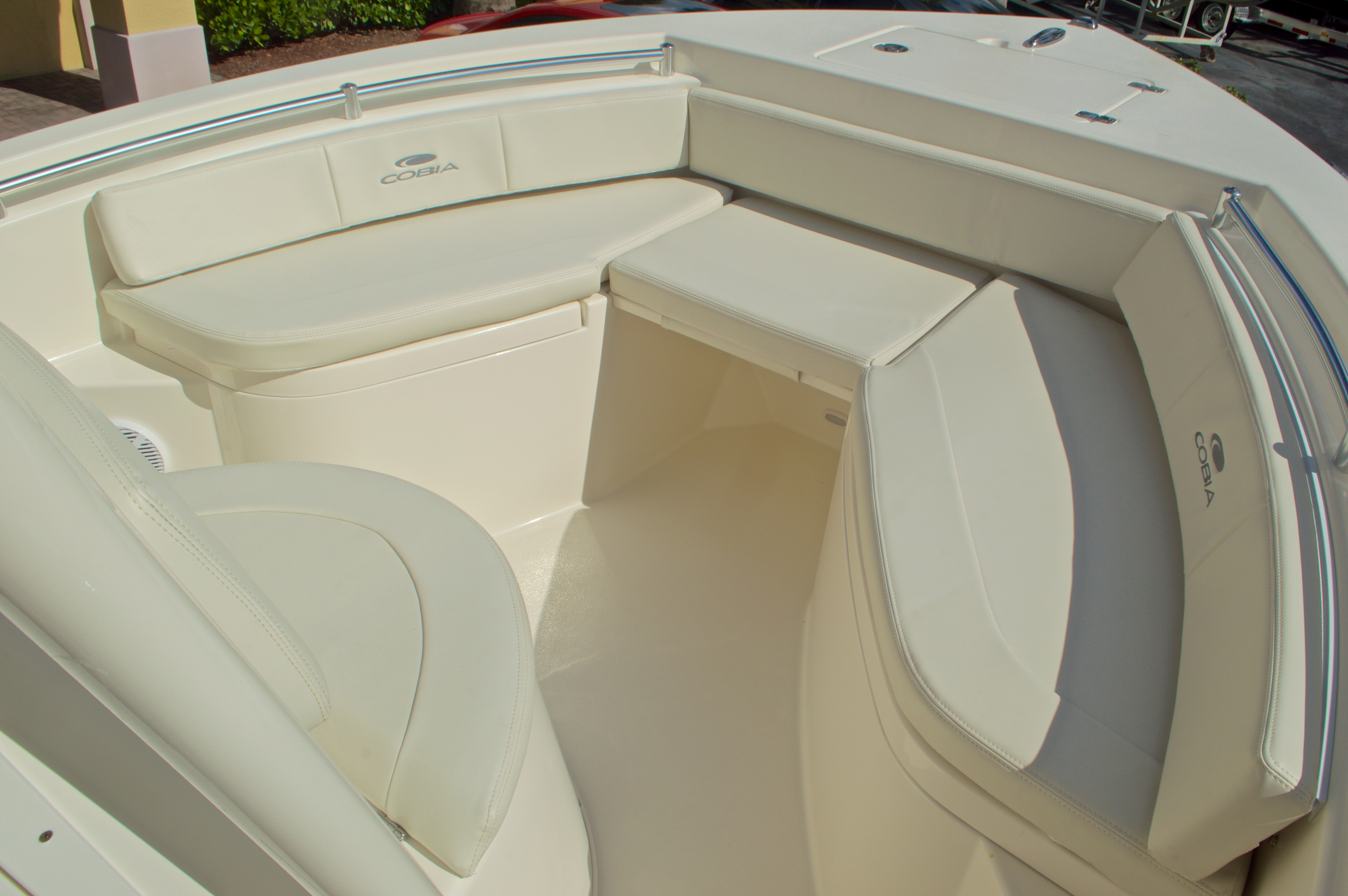 Thumbnail 37 for New 2017 Cobia 201 Center Console boat for sale in Miami, FL