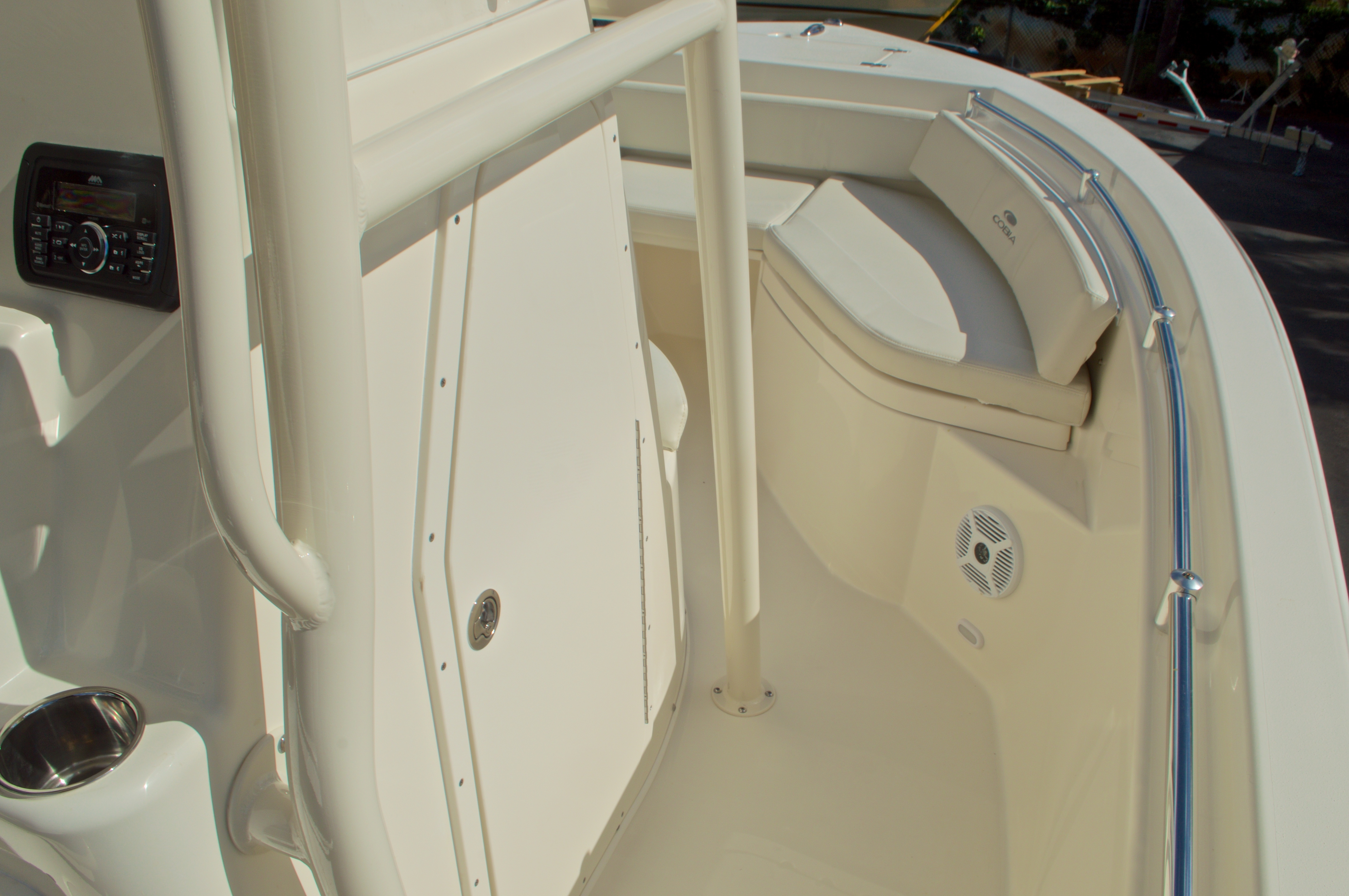 Thumbnail 35 for New 2017 Cobia 201 Center Console boat for sale in Miami, FL