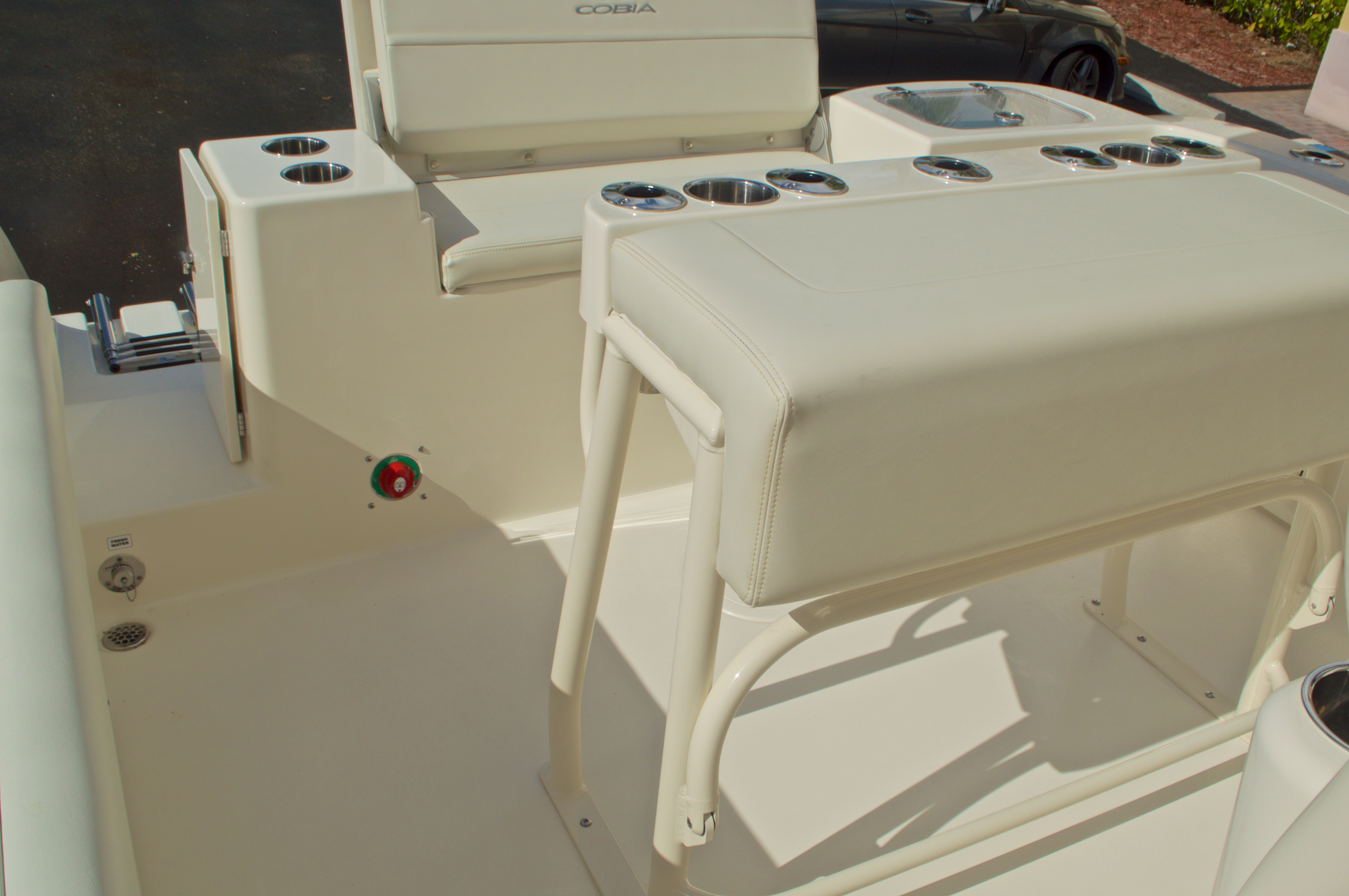 Thumbnail 12 for New 2017 Cobia 201 Center Console boat for sale in Miami, FL