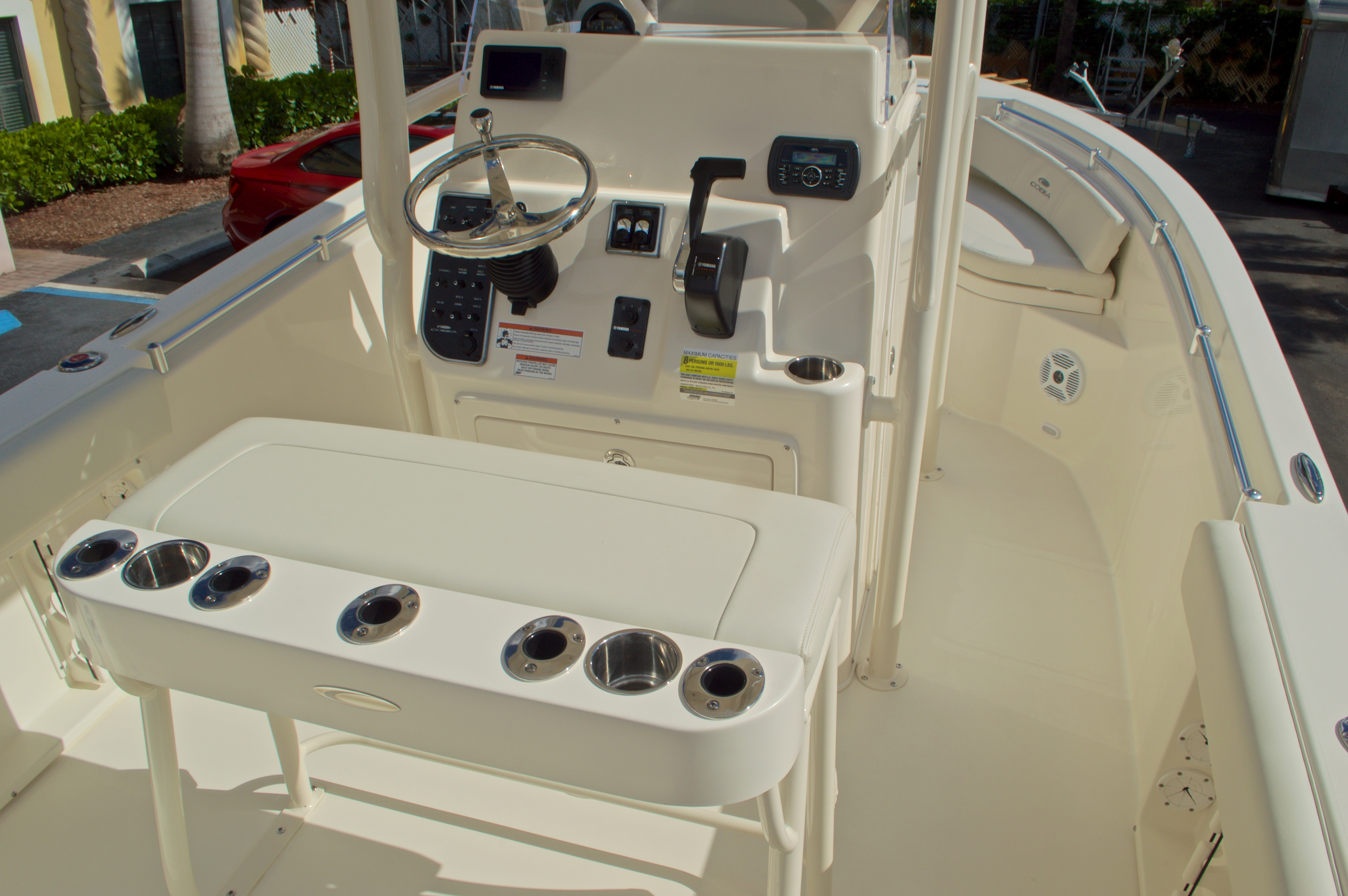 Thumbnail 10 for New 2017 Cobia 201 Center Console boat for sale in Miami, FL