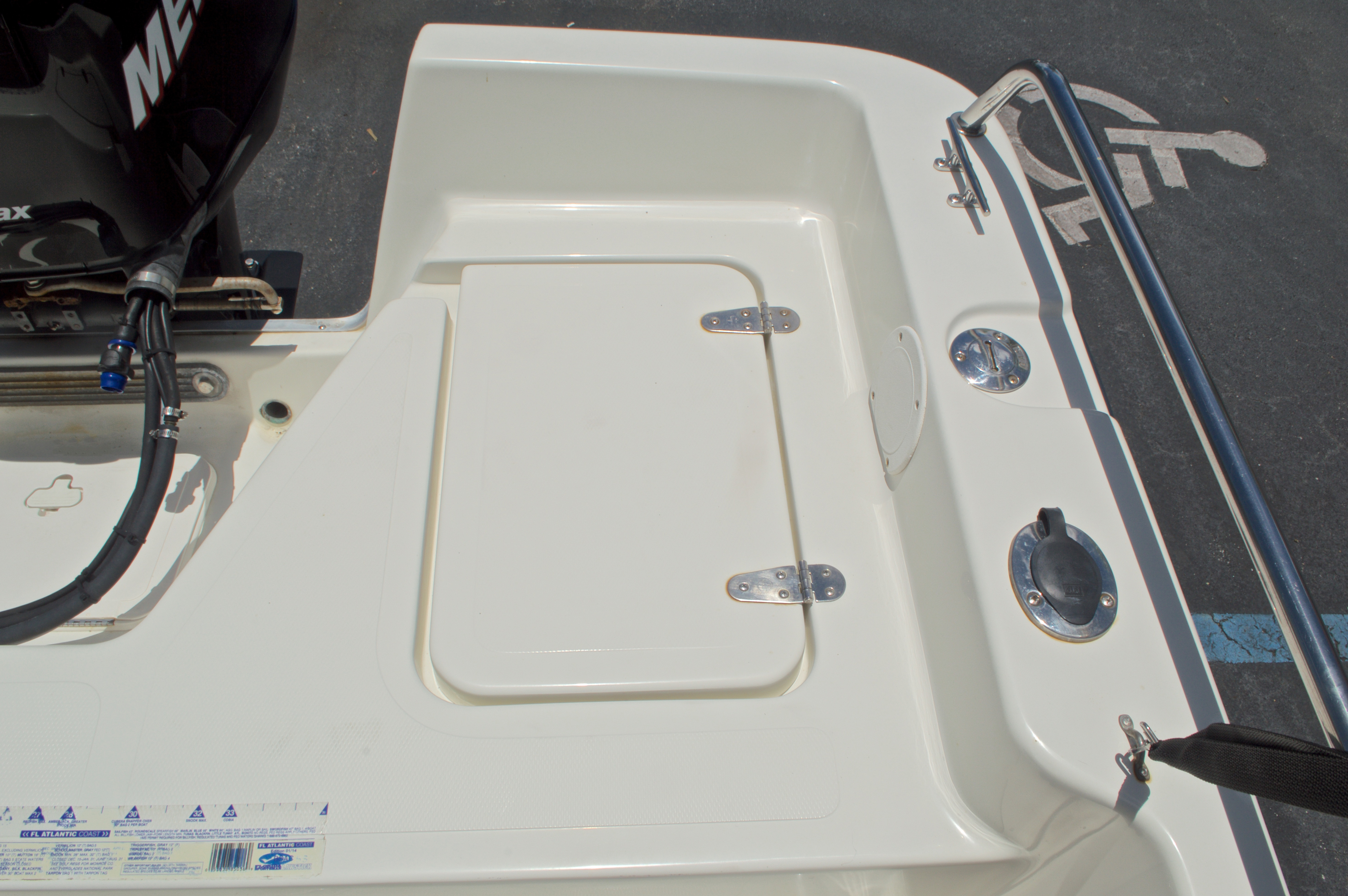 Thumbnail 19 for Used 2006 Sea Boss 190 Center Console boat for sale in West Palm Beach, FL