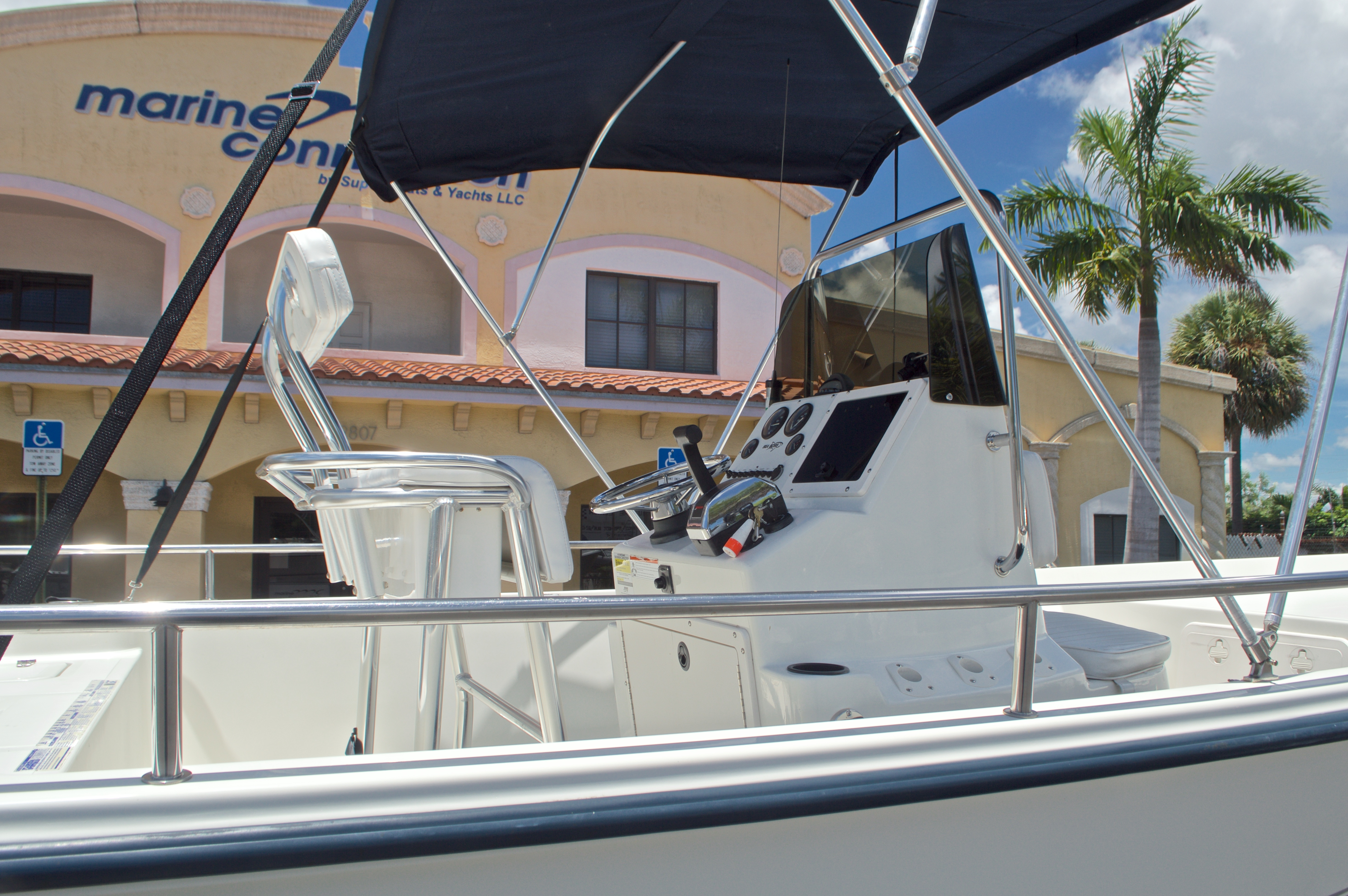 Thumbnail 11 for Used 2006 Sea Boss 190 Center Console boat for sale in West Palm Beach, FL