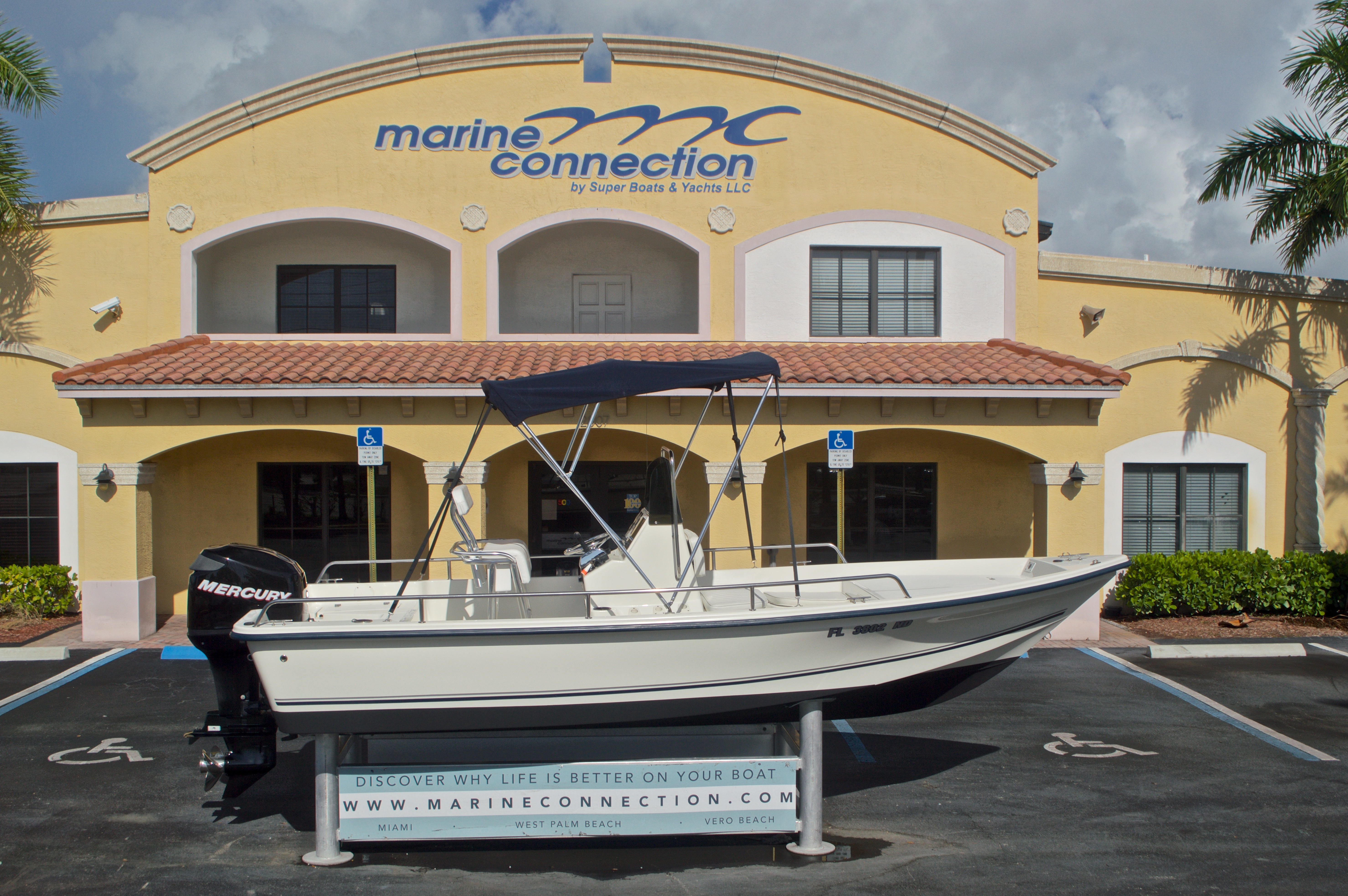 Used 2006 Sea Boss 190 Center Console boat for sale in West Palm Beach, FL