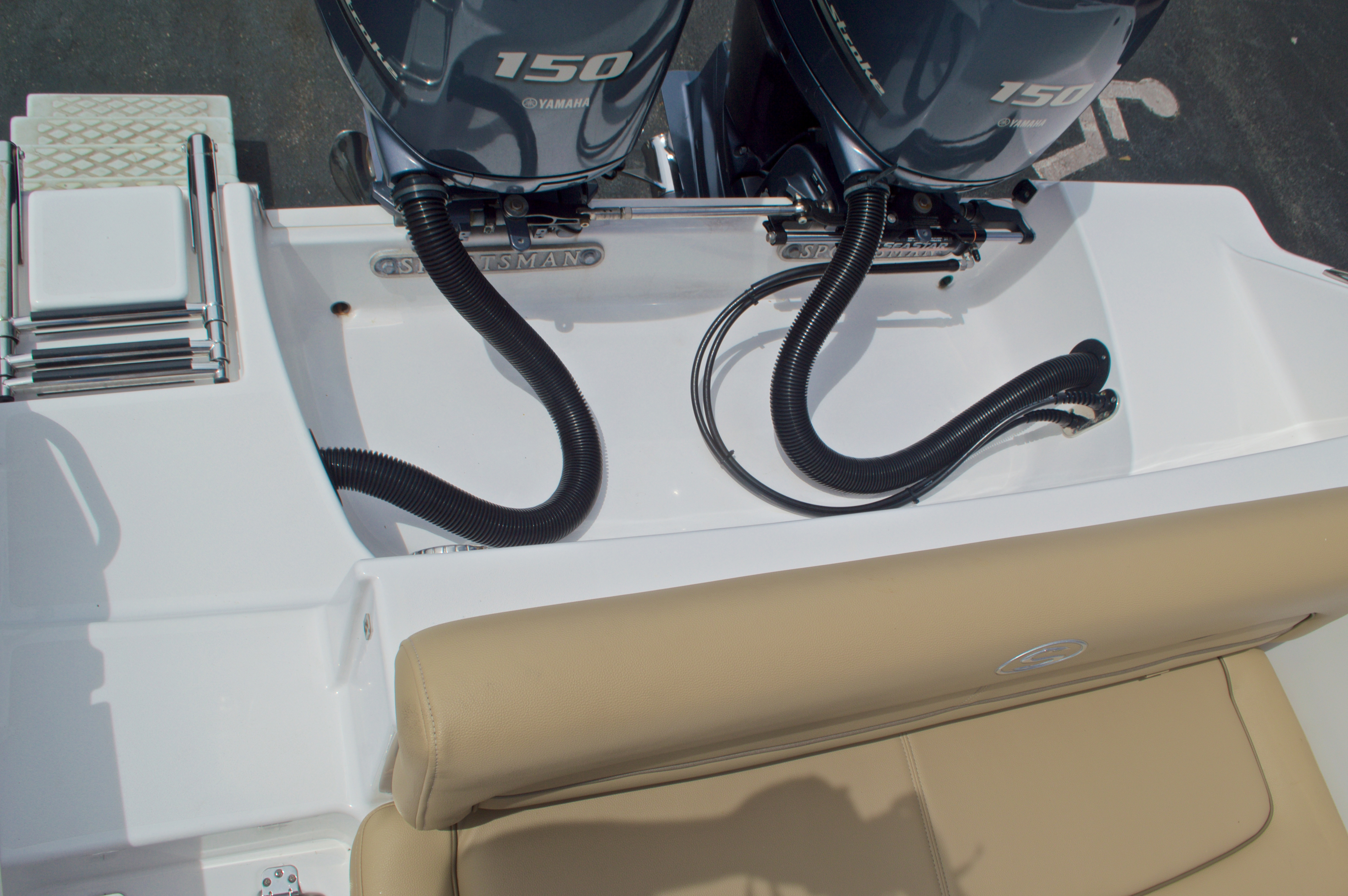 Thumbnail 14 for Used 2015 Sportsman Heritage 251 Center Console boat for sale in West Palm Beach, FL