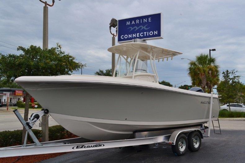 New 2017 Sailfish 240 CC Center Console boat for sale in Vero Beach, FL
